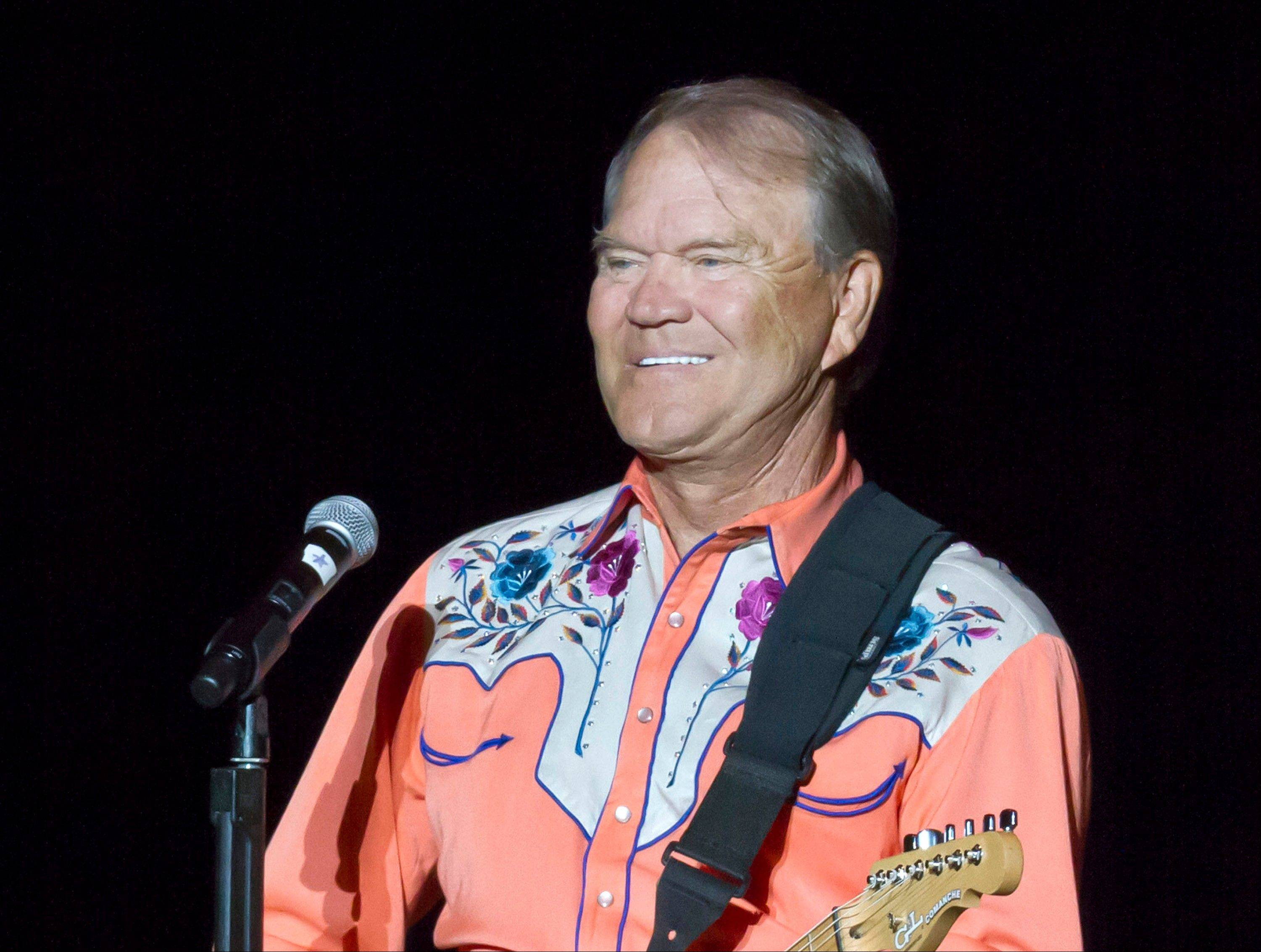 Singer Glen Campbell will be advocating for Alzheimer's disease research during a visit to Capitol Hill Monday.