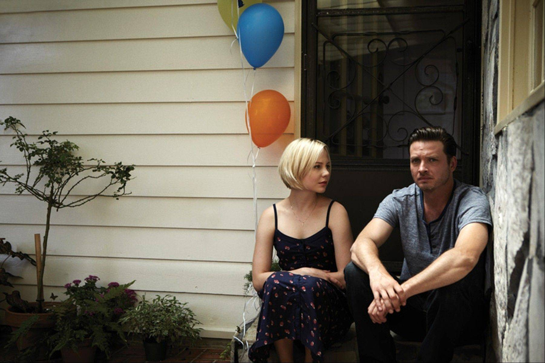 "Adelaide Clemens and Aden Young star in the new drama ""Rectify."" The six-hour miniseries, whose first two hours air at 8 p.m. Monday on Sundance Channel, tells a unique story about a man who was caged for two decades for the rape and murder of his teenage girlfriend. Then, when his conviction is vacated thanks to new DNA evidence, he is restored to an outside world that proves just as harrowing."