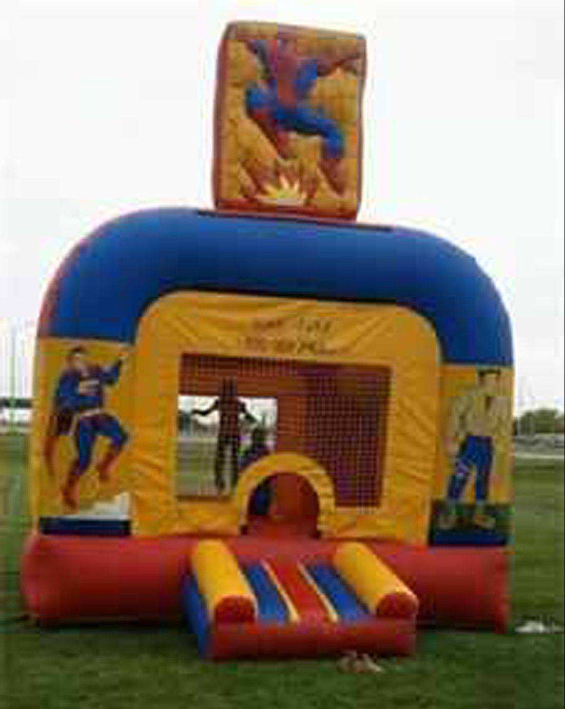 Inflatable jumping castles are all the rage for many party guests. These are specifically popular among the tweener crowd and younger.