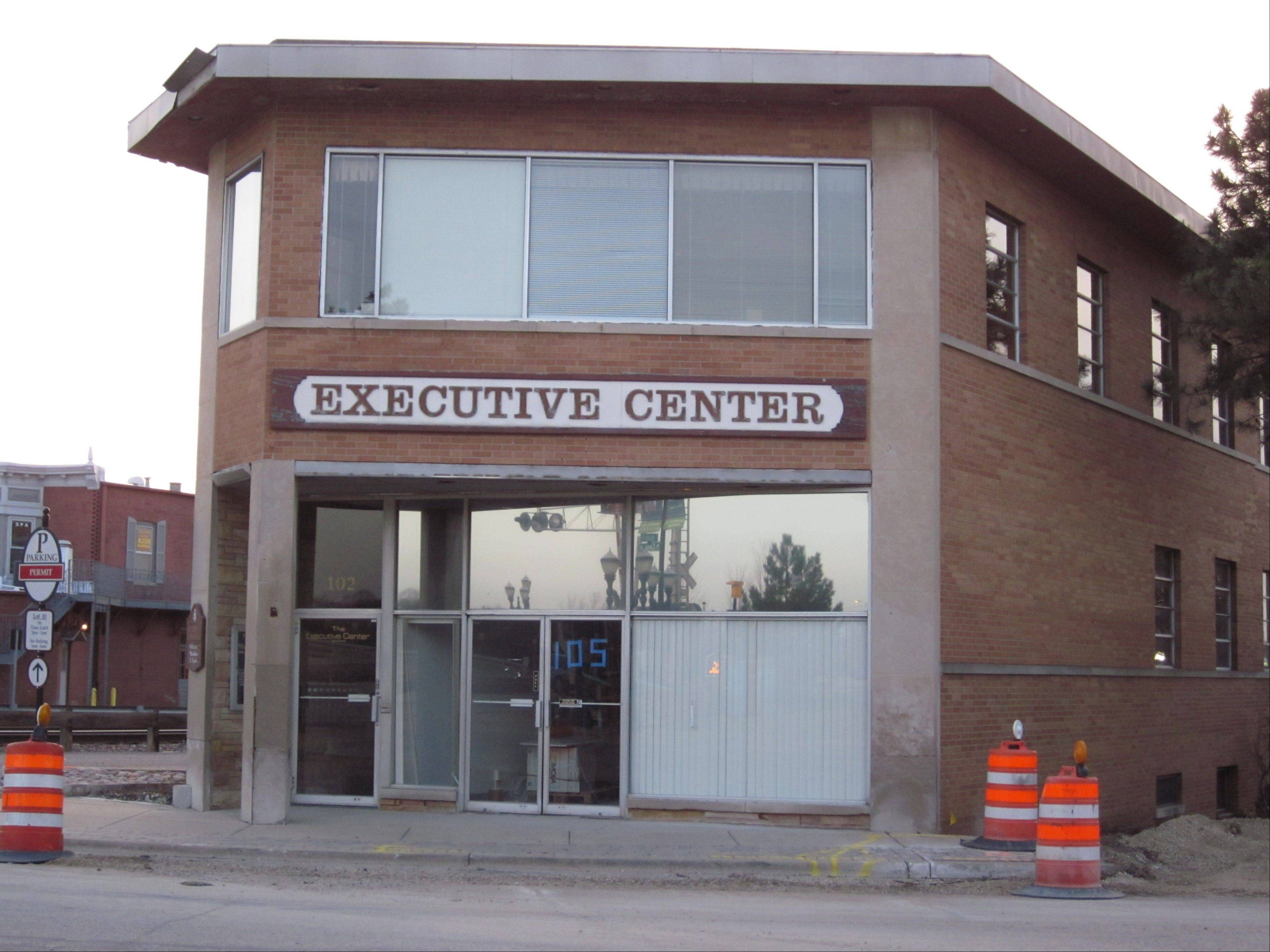 The vacant space at the Executive Center building at the northwest corner of Cook and Main streets in downtown Barrington is expected to be the Tip Top Tap by late May. The bar will serve primarily as a waiting area for the nearby Ciao Baby! restaurant.