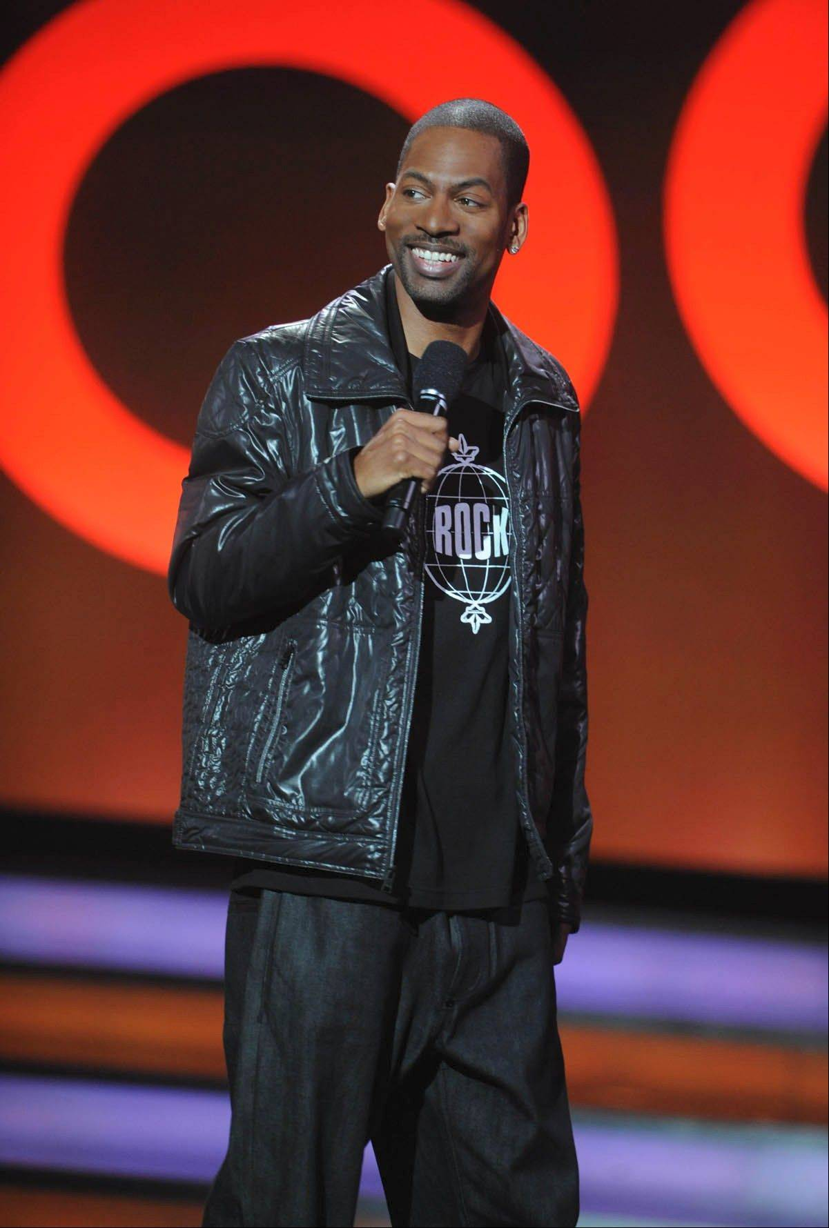 Tony Rock will perform at the Improv Comedy Showcase in Schaumburg.