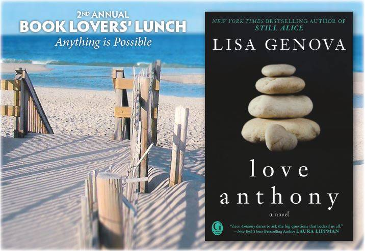 Cover of Lisa Genova's Bestselling novel, Love Anthony