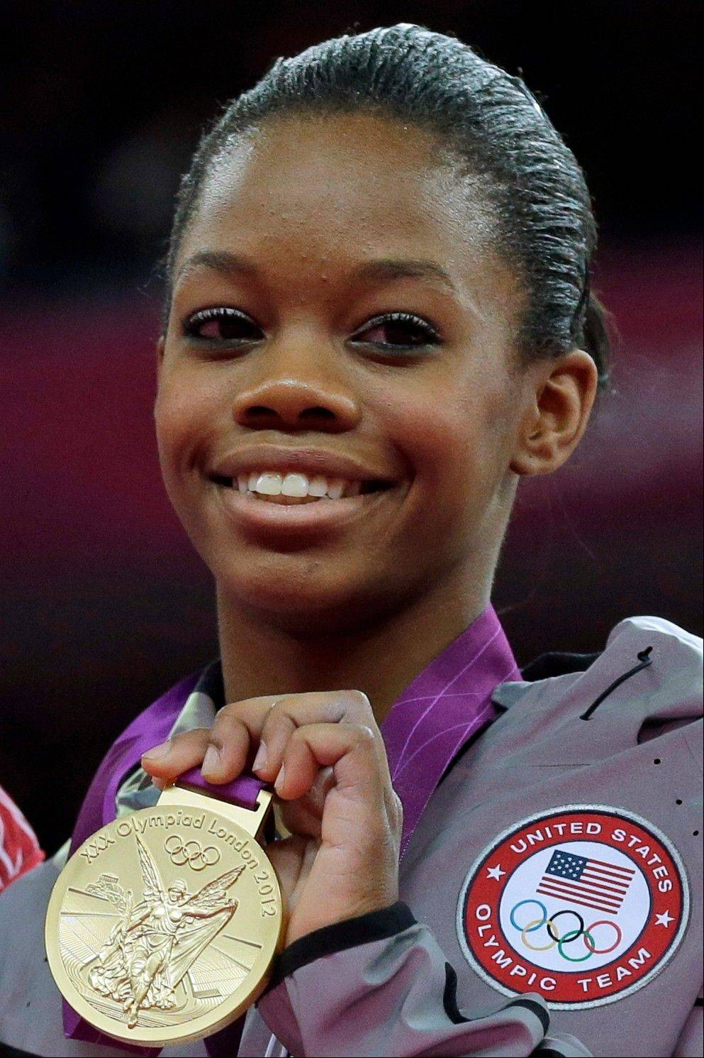 Gold-medal winning U.S. gymnast Gabrielle Douglas will sign copies of her new memoir, �Raising the Bar,� beginning at 6:30 p.m. Thursday, May 2, at Barnes and Noble at Old Orchard Center in Skokie.