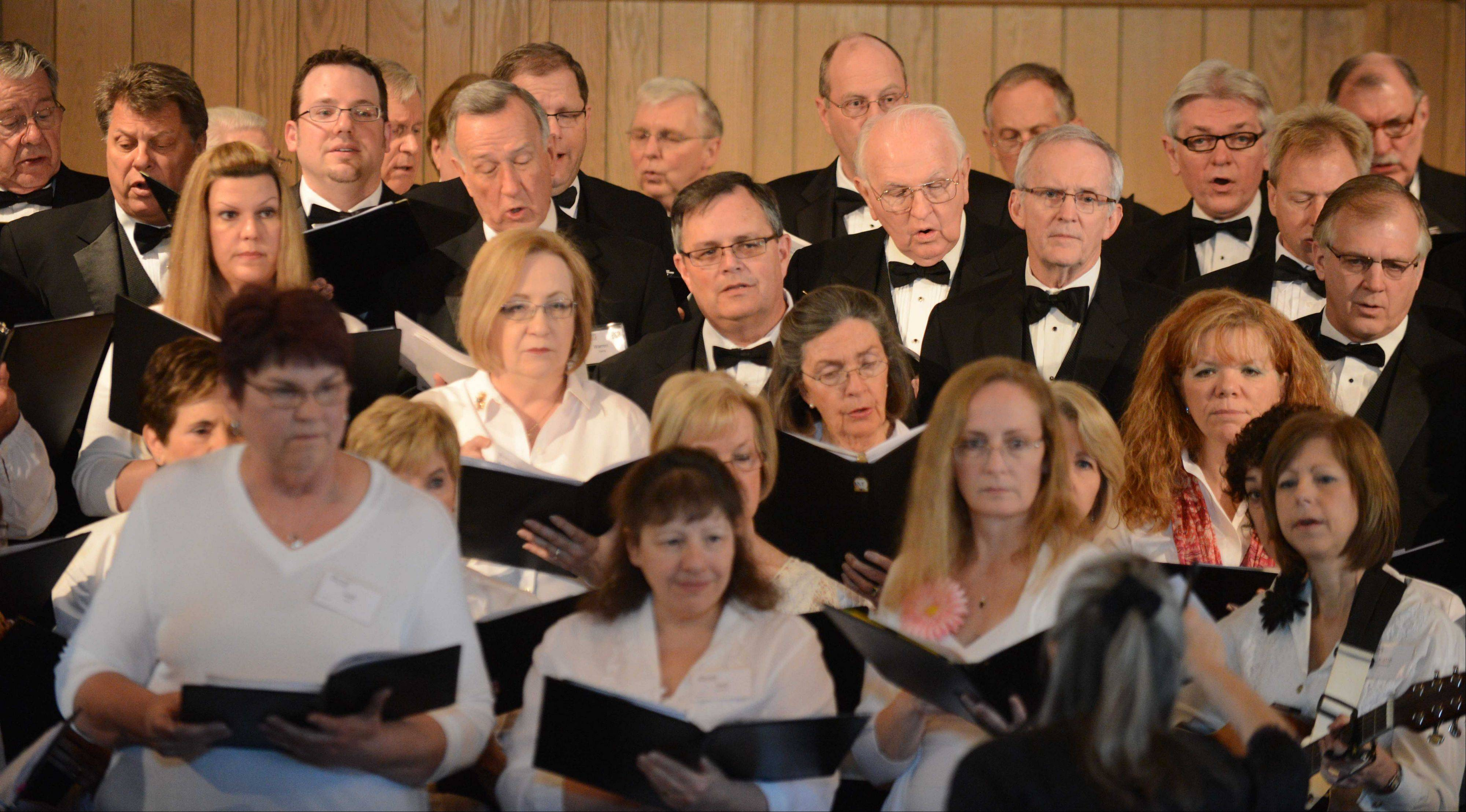 Special chorus brings cancer survivors together
