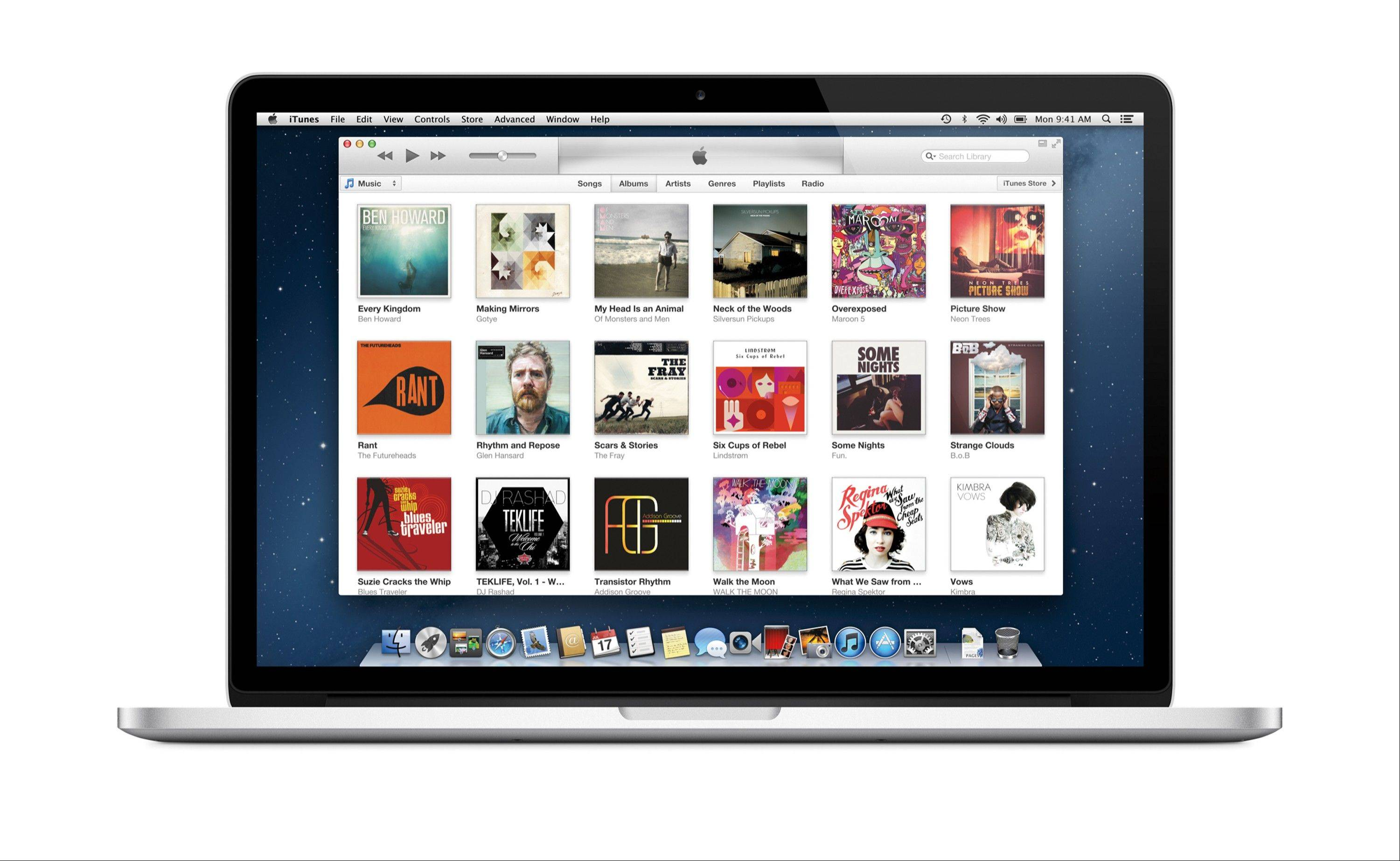 The iTunes music store changed how we consume music and access entertainment. It's not only music's biggest retailer, it also dominates the digital video market, capturing 67 percent of the TV show sale market and 65 percent of the movie sale market, according to information company NPD group.