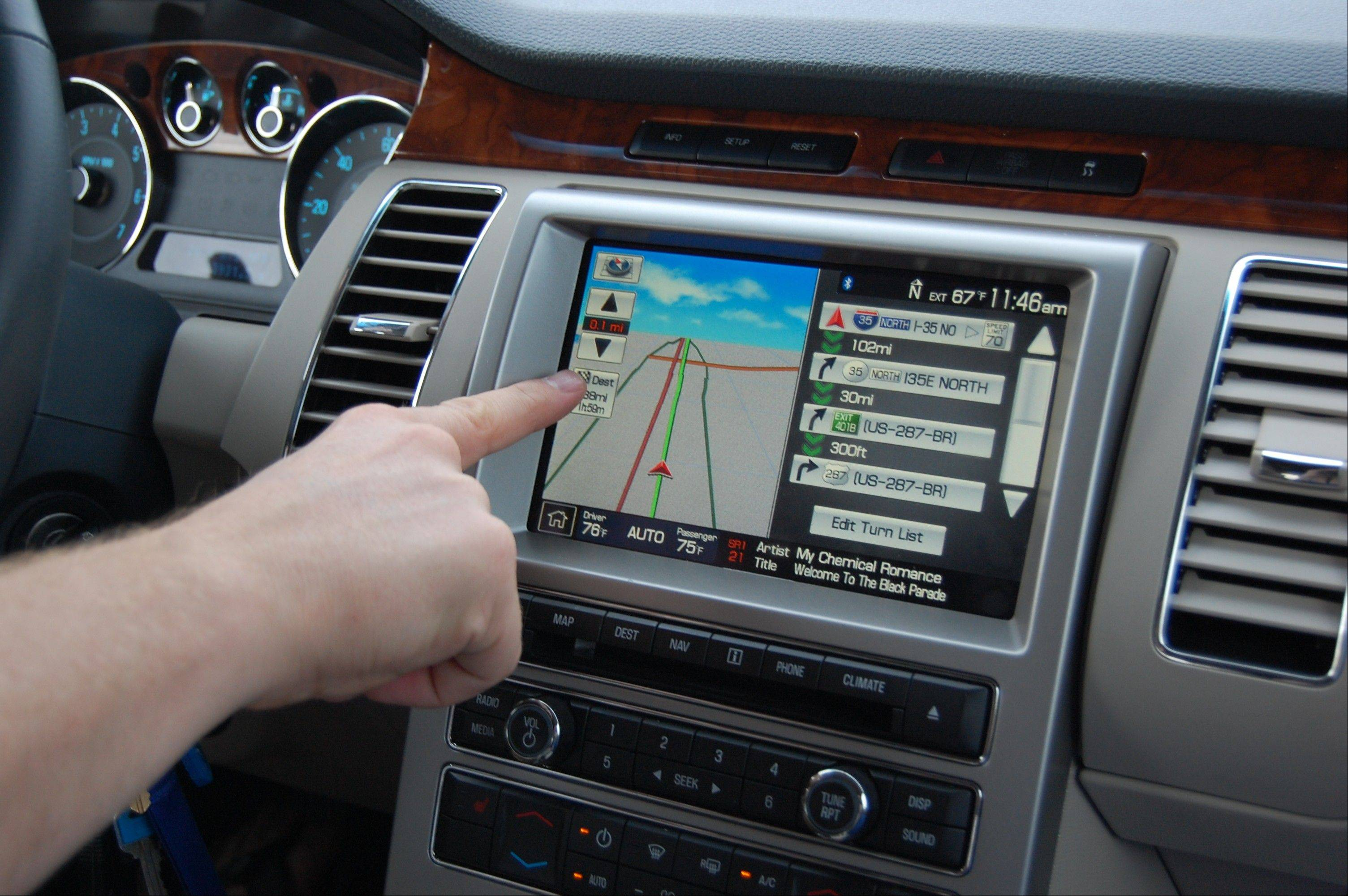 U.S. traffic safety regulators are expected to propose stronger measures to keep drivers from being distracted by in-car touchscreens.