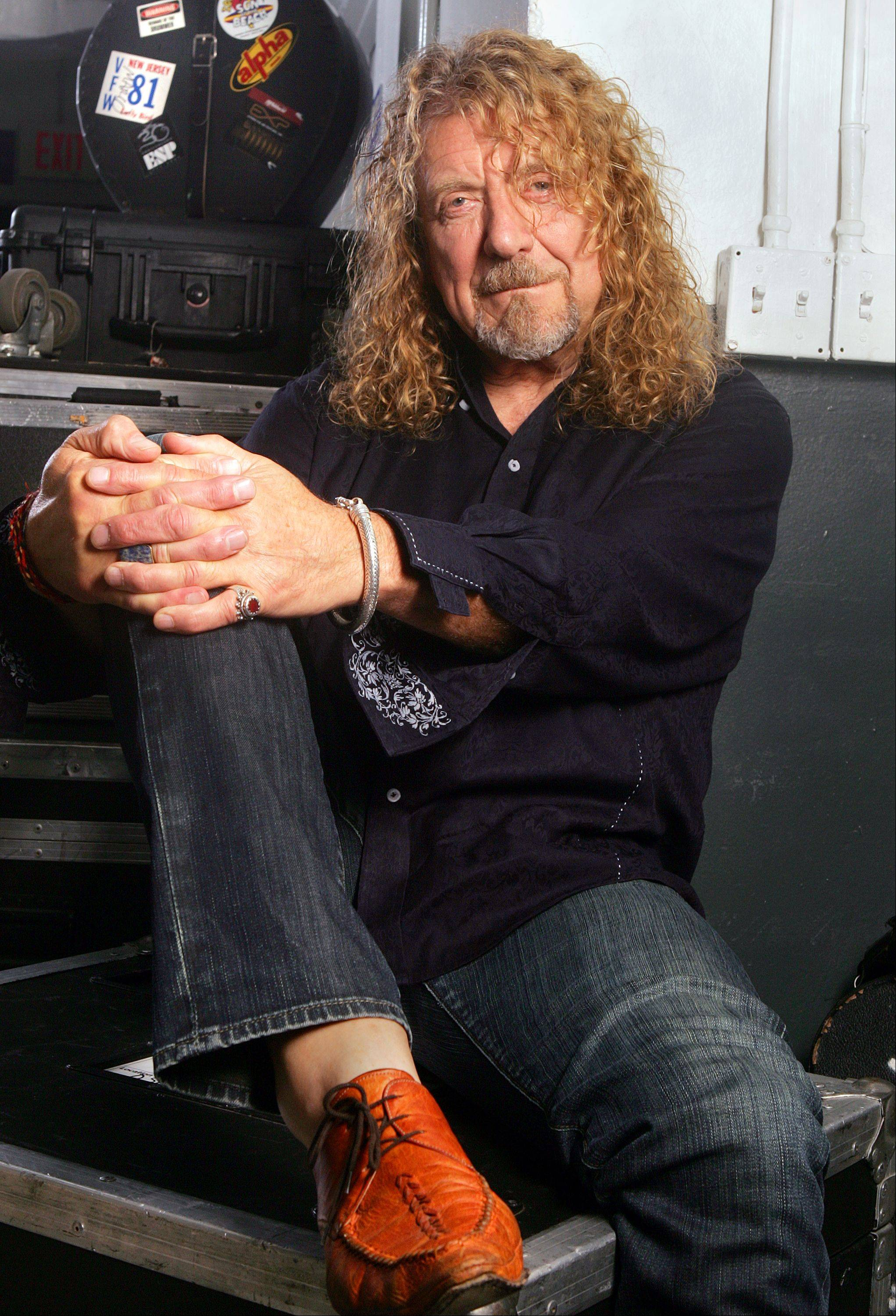 Legendary rocker Robert Plant will perform at the 2013 Taste of Chicago.