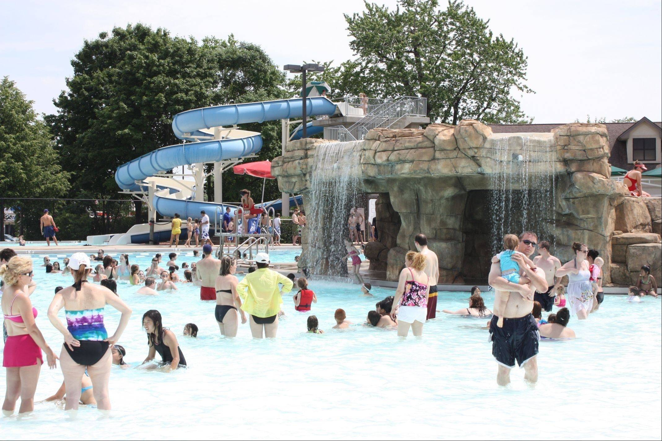 The Family Aquatic Center will be open from May 25-Aug. 11 and is located at 304 E. Palatine Road, in Palatine.