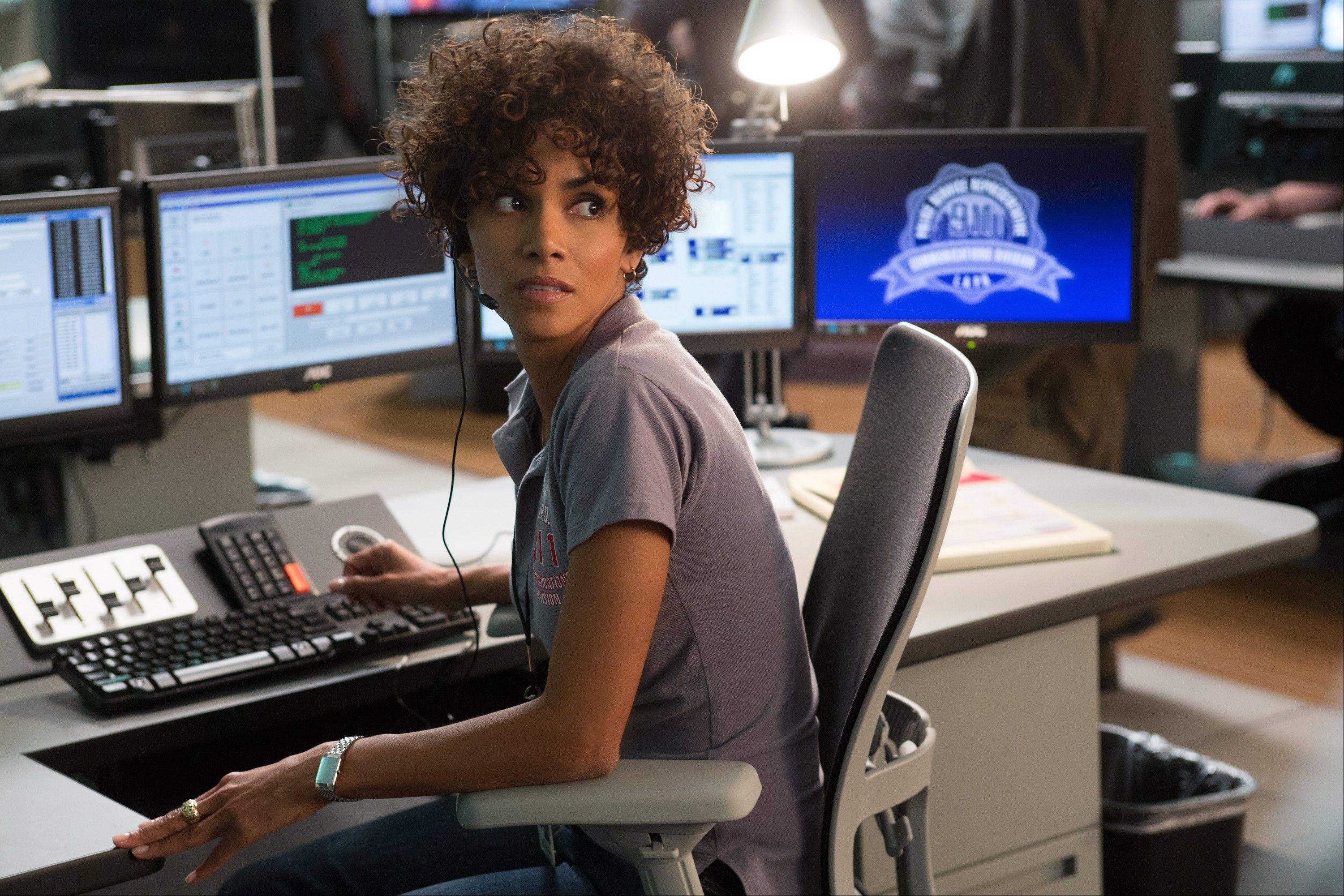 "Halle Berry stars in ""The Call,"" which one reader accuses of falsely suggesting that pre-paid cell phones don't have GPS tracking systems."
