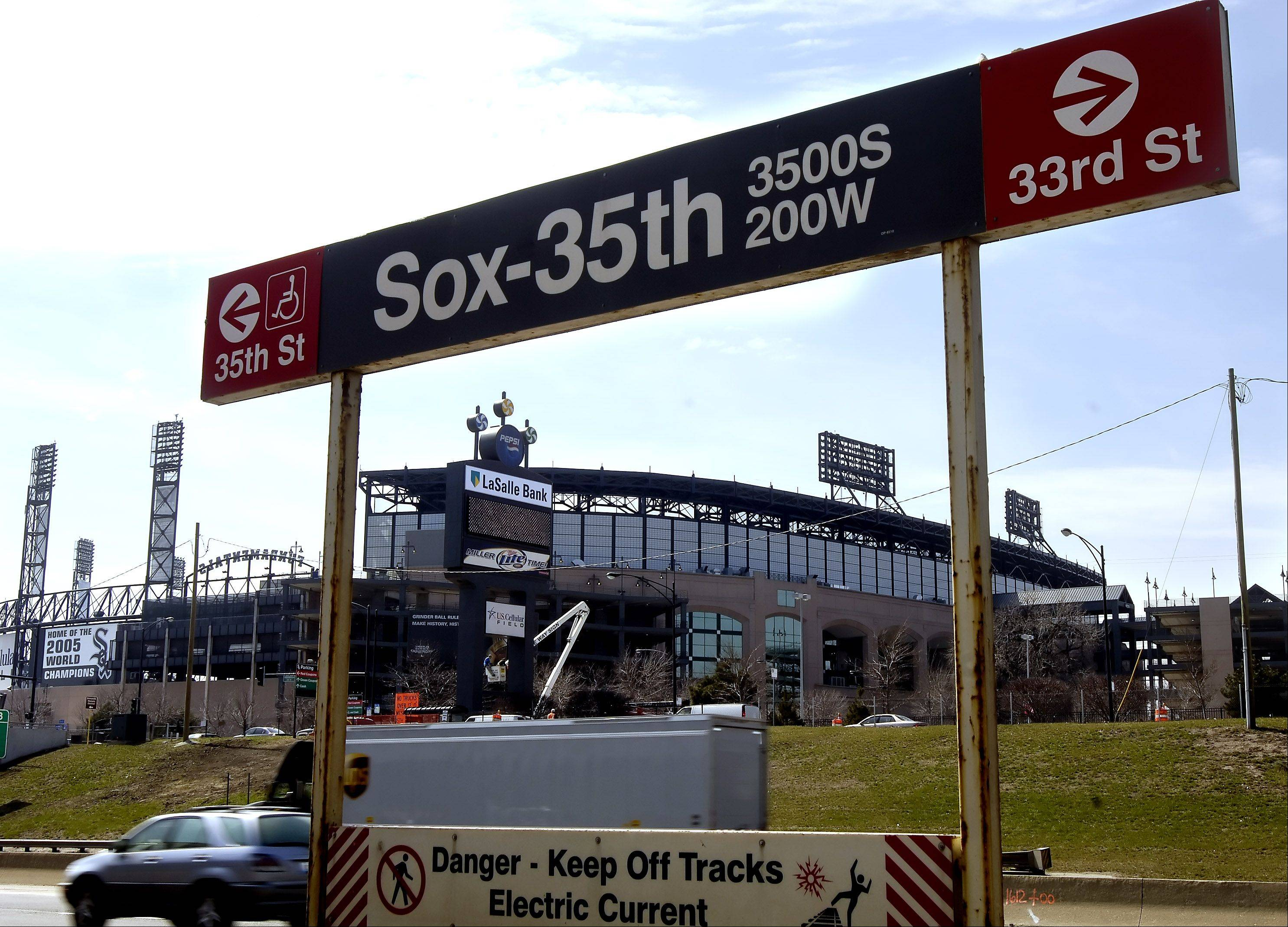 Daily Herald File Photo You can forget using the Red Line to see the Sox starting May 19, as the CTA starts a five-month construction program.