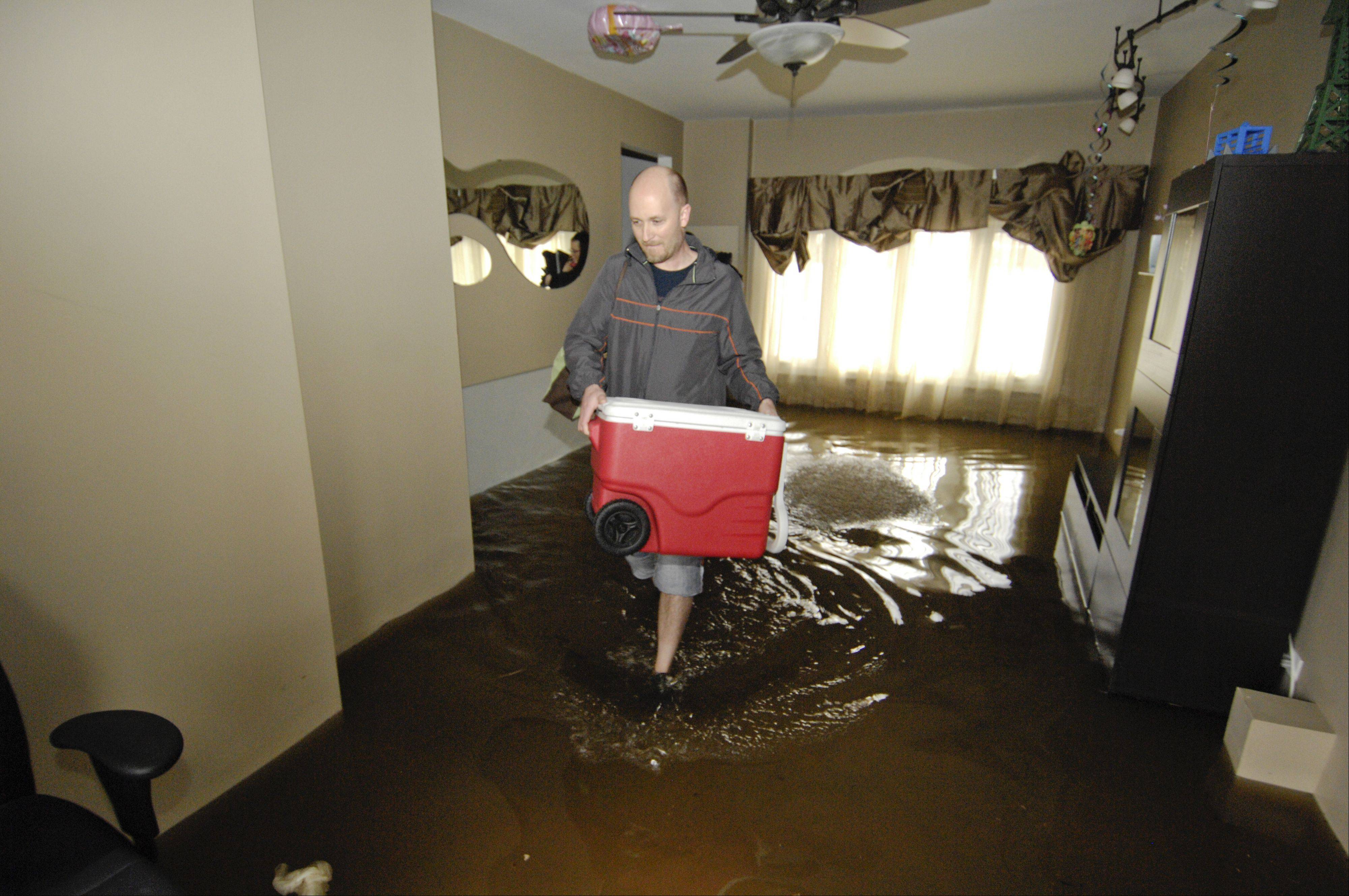 Individual homeowners in DuPage County whose properties suffered flood damage will hear next week if they're eligible for federal disaster relief funds.