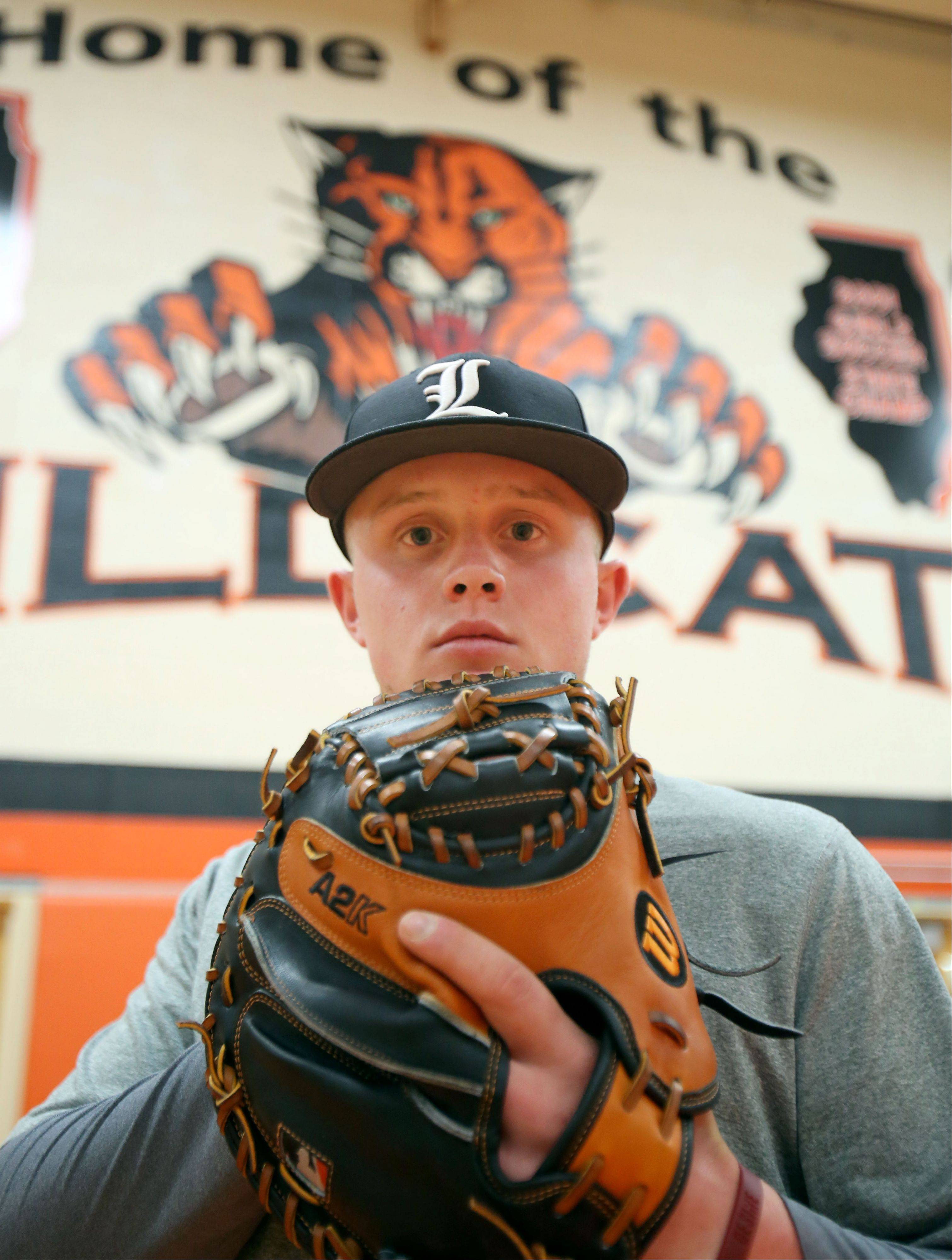 Libertyville junior catcher Evan Skoug is already getting offers from Division 1 programs.