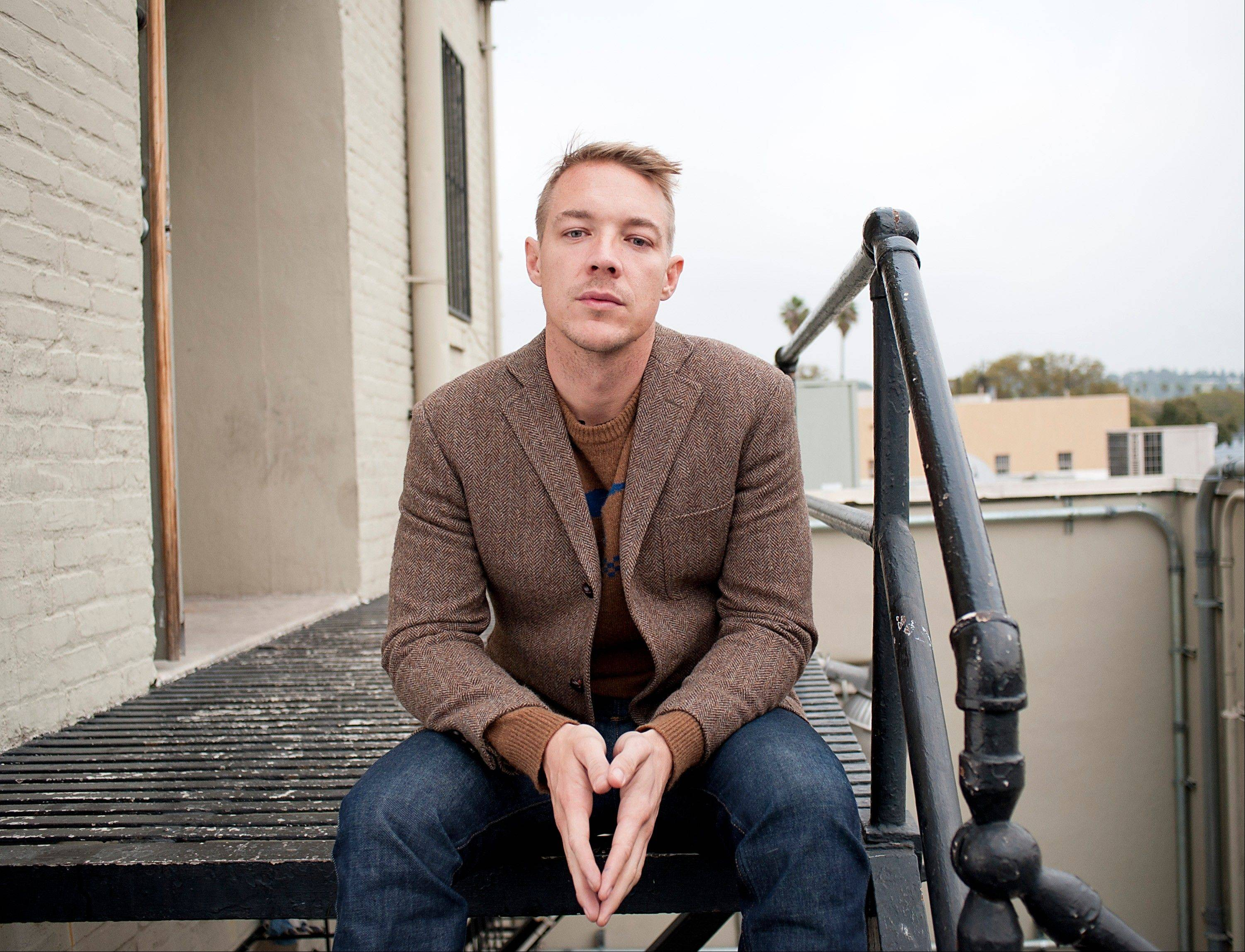 DJ and music producer Diplo is ever evolving as he tinkers with a sound that may help steer the future of electronic dance music.