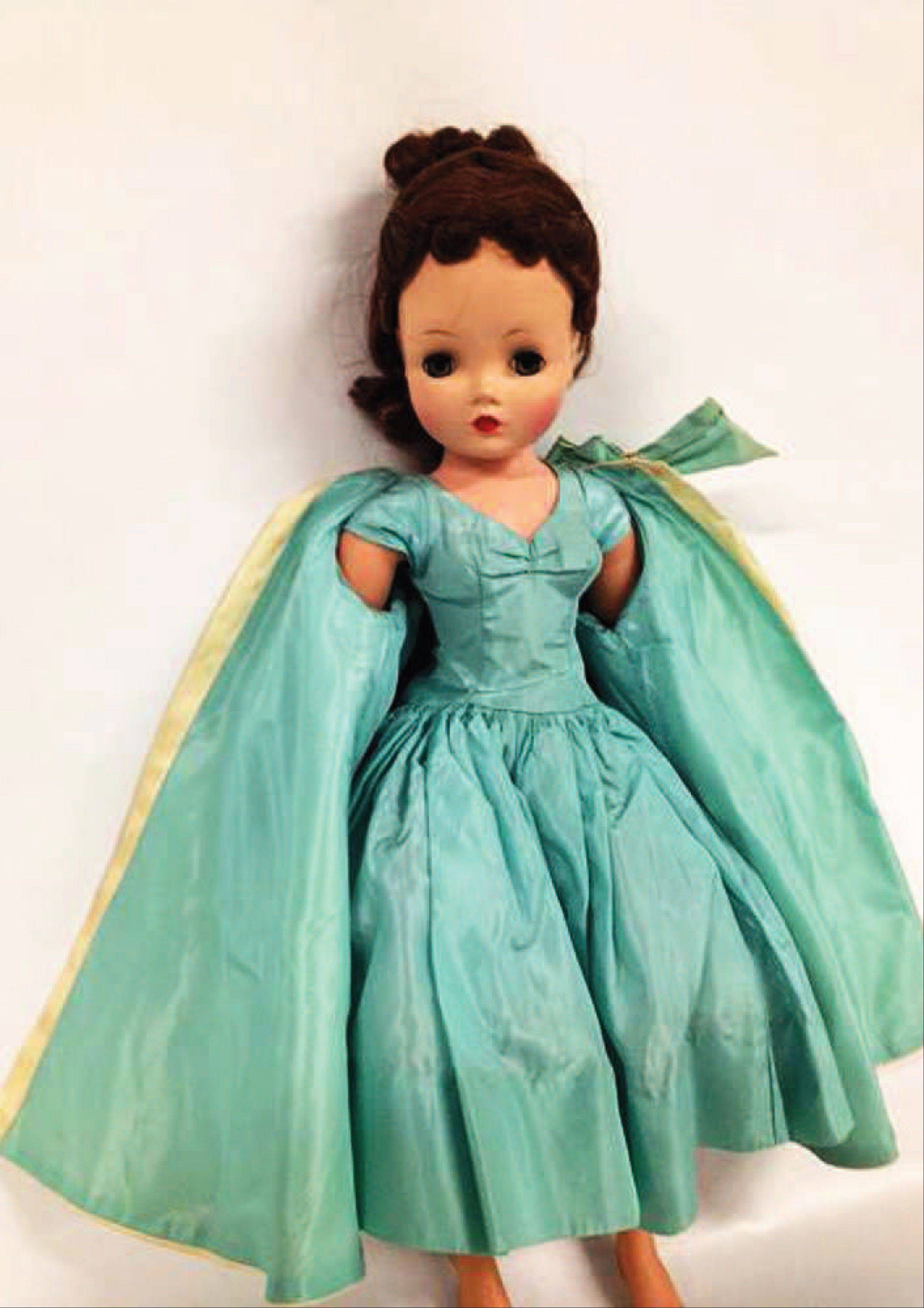 A Madame Alexander Cissy doll from the 1950s is now a hot collectible.