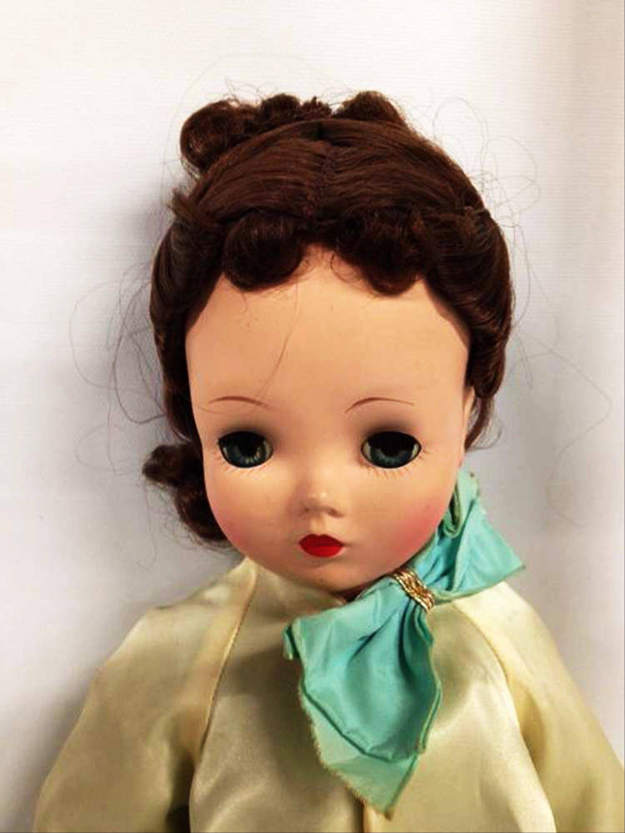 "Madame Alexander Cissy dolls sold in the $15 range originally, but now can command $75 to $100 depending on condition says Bene Raia, a toy collectible expert and a picker featured on PBS' ""Market Warriors."""