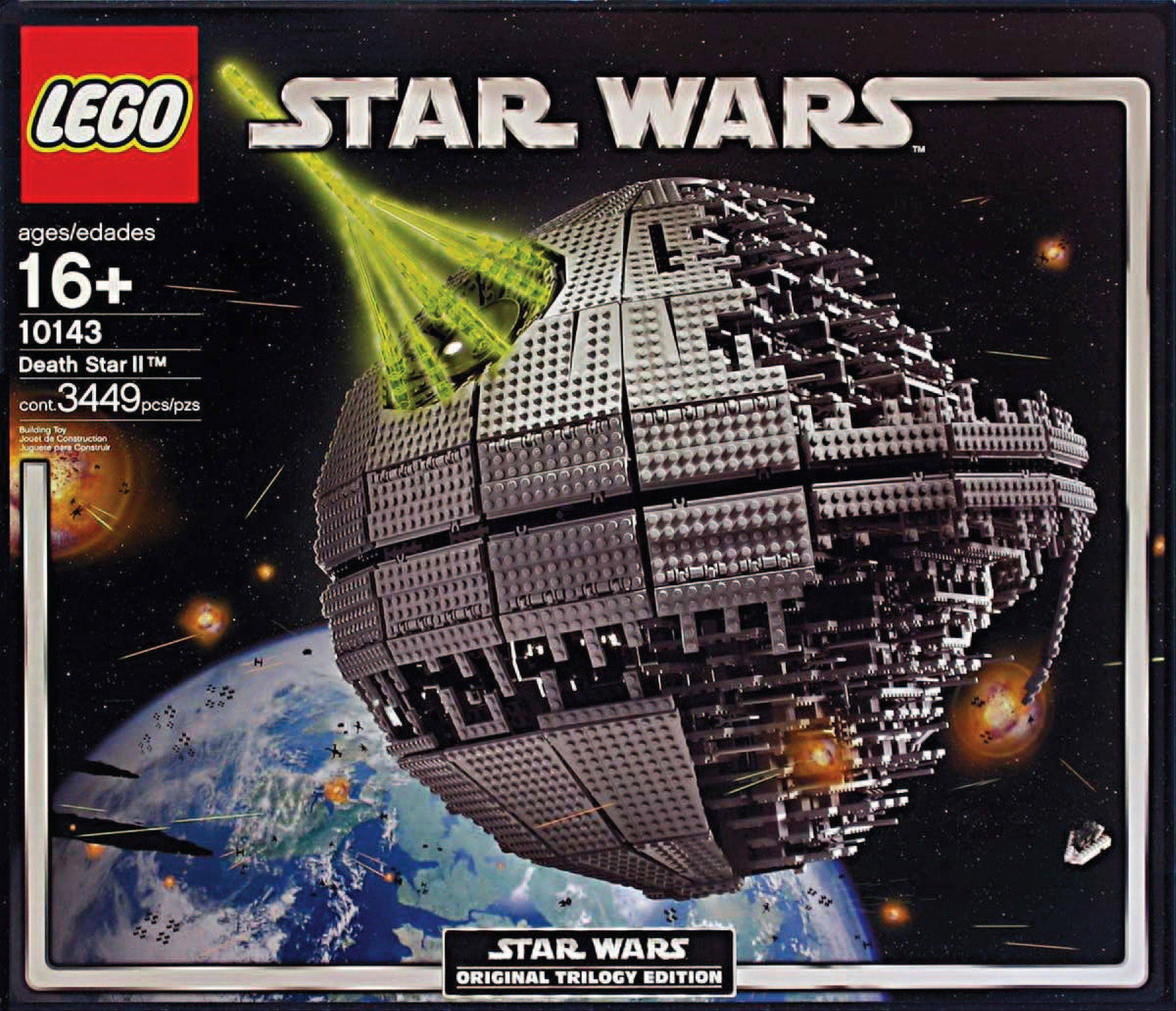 "Bene Raia, says the ""Star Wars"" LEGO toys, like this Death Star, are highly collectible and will continue to be so. Some parents opt to buy one kit for the kids to play with and one for saving intact."