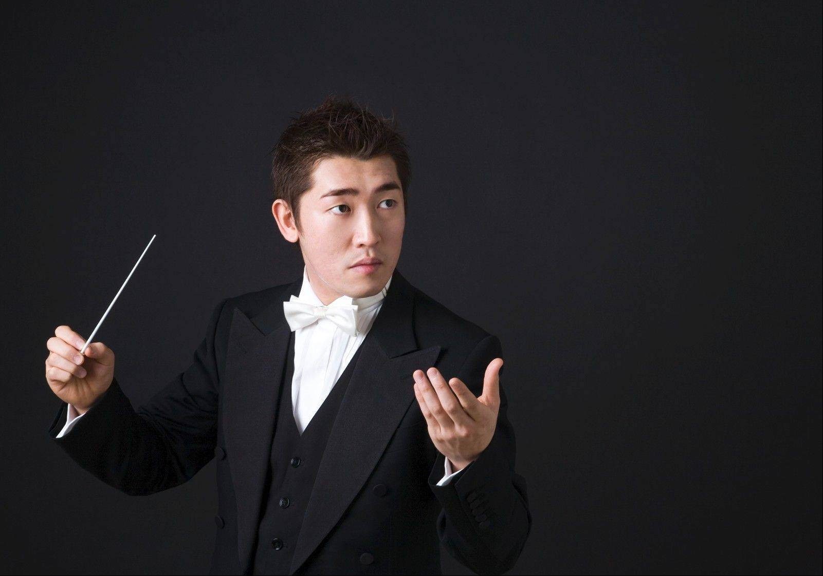 "Guest conductor Keitaro Harada will lead the Philharmonia at the 4:30 p.m. concert during the three-concert ""Critical Mass(es)"" series by the Elgin Youth Symphony Orchestra on May 5."