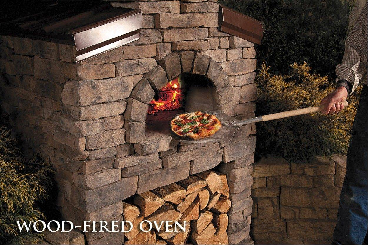 The key to wood-fired oven�s design is the ratio between the area of the dome-shaped firebox and the height of the arched opening, said Bob Welling, division vice president of Springdale, Pa.-based I. Lampus Co.