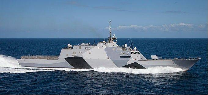 The computer network on the Navy's Littoral Combat Ship is vulnerable to hacking, according to findings by Navy cybersecurity specialists. The Freedom, the first of the new ships to be deployed, sailed to Singapore last month for eight months of testing of its manning and logistics operations.