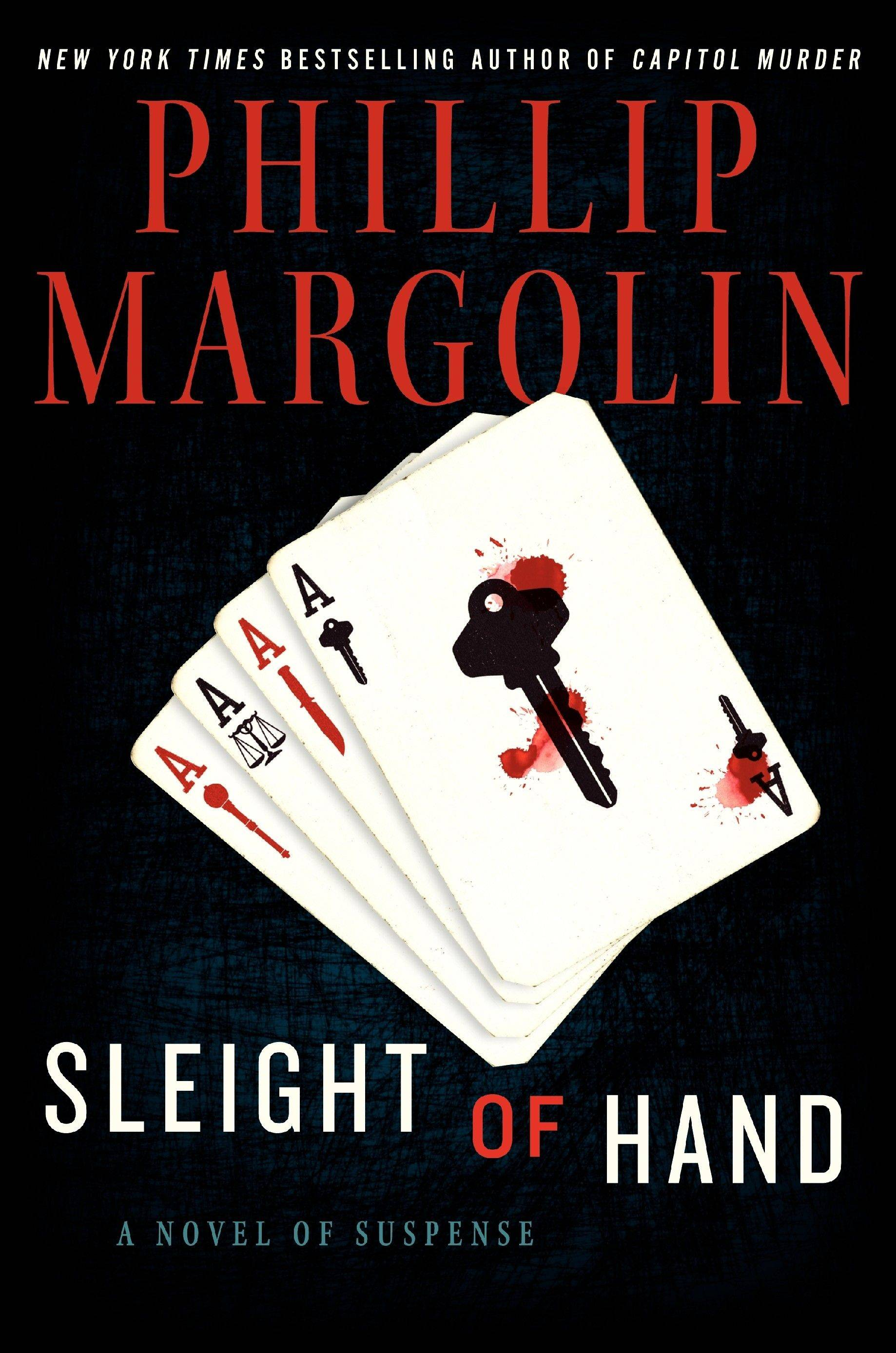 """Sleight of Hand"" by Phillip Margolin"