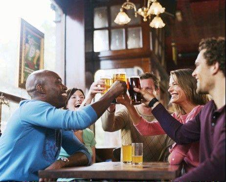 In certain professions and cultures, boozing is a bonding rite.