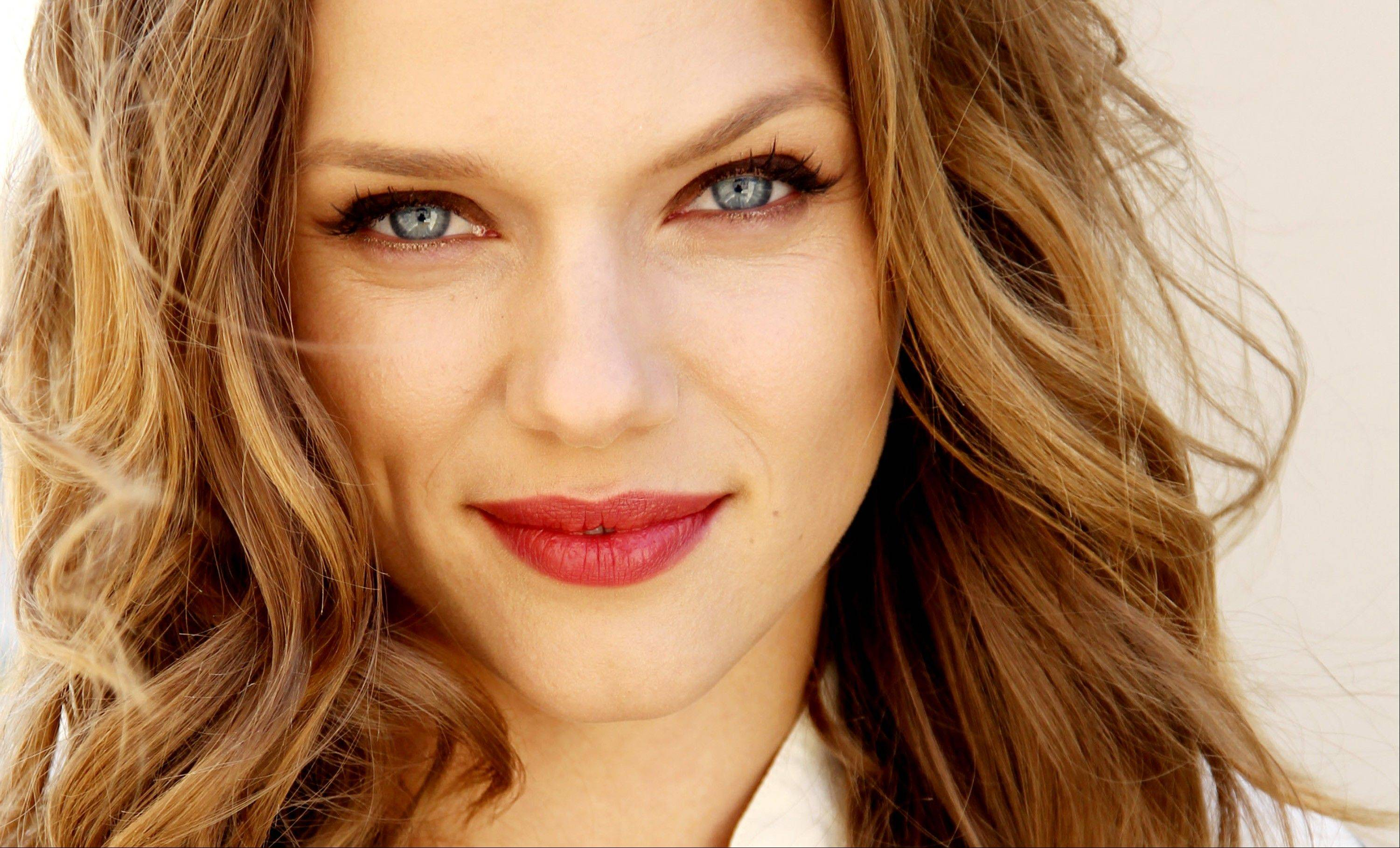 Tracy Spiridakos, who stars in the NBC series �Revolution,� airing at 9 p.m. Mondays, says she lives for stunt days on set.