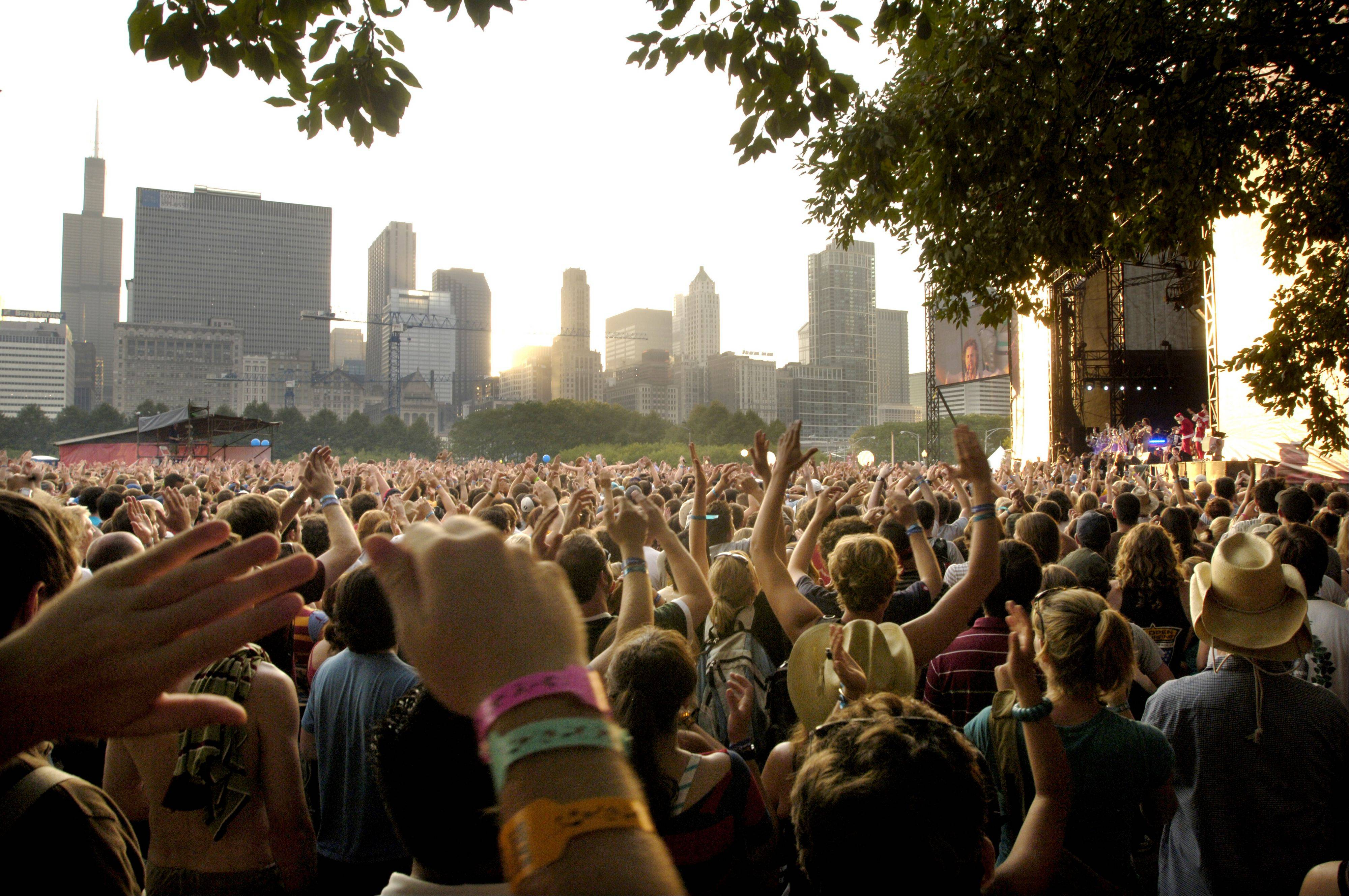 The students will be part of ThinkChicago: Lollapalooza. The event will allow the students to attend the music festival as well as a series of workshops designed to showcase Chicago as a hub of innovation,