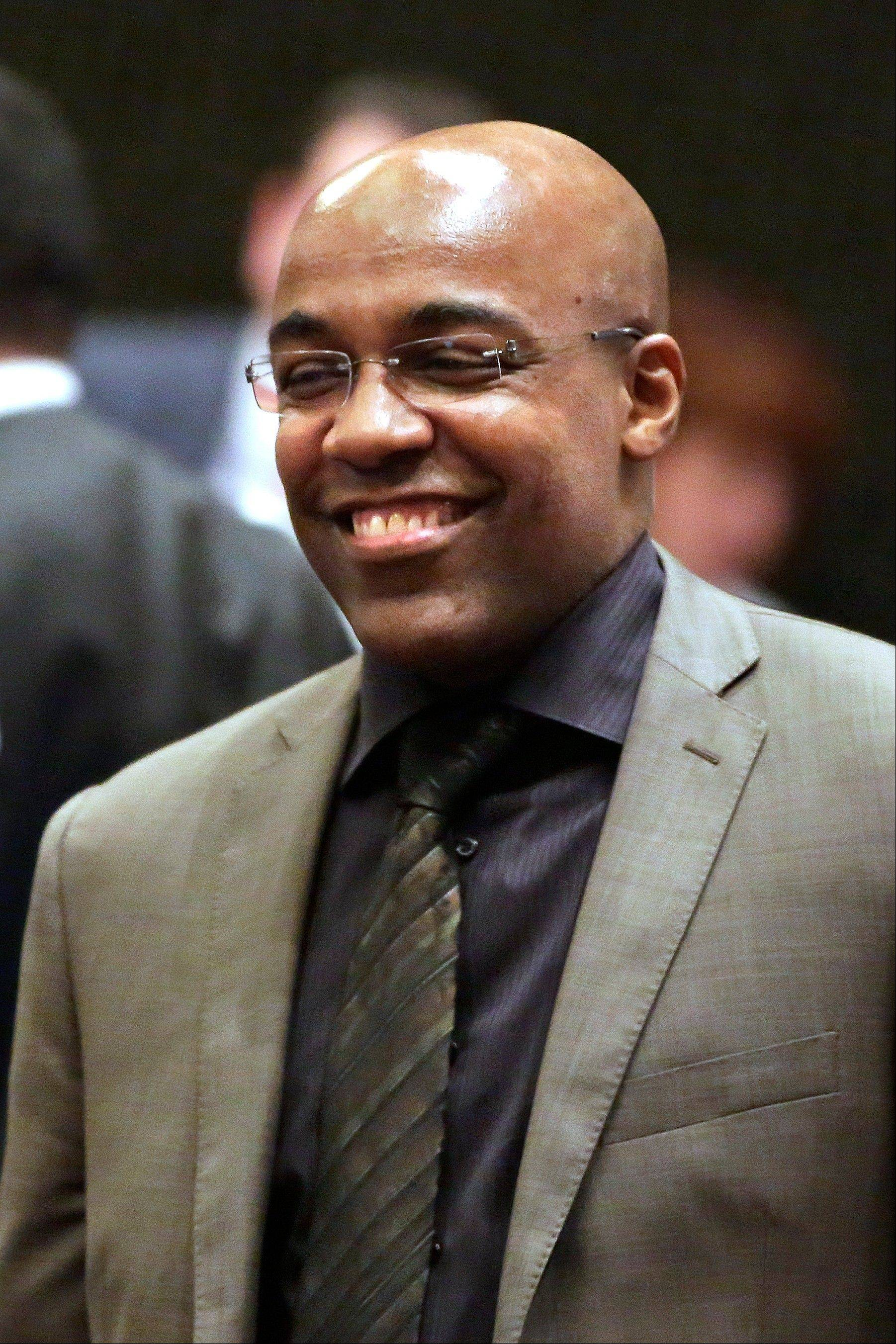 State Sen. Kwame Raoul, a Chicago Democrat