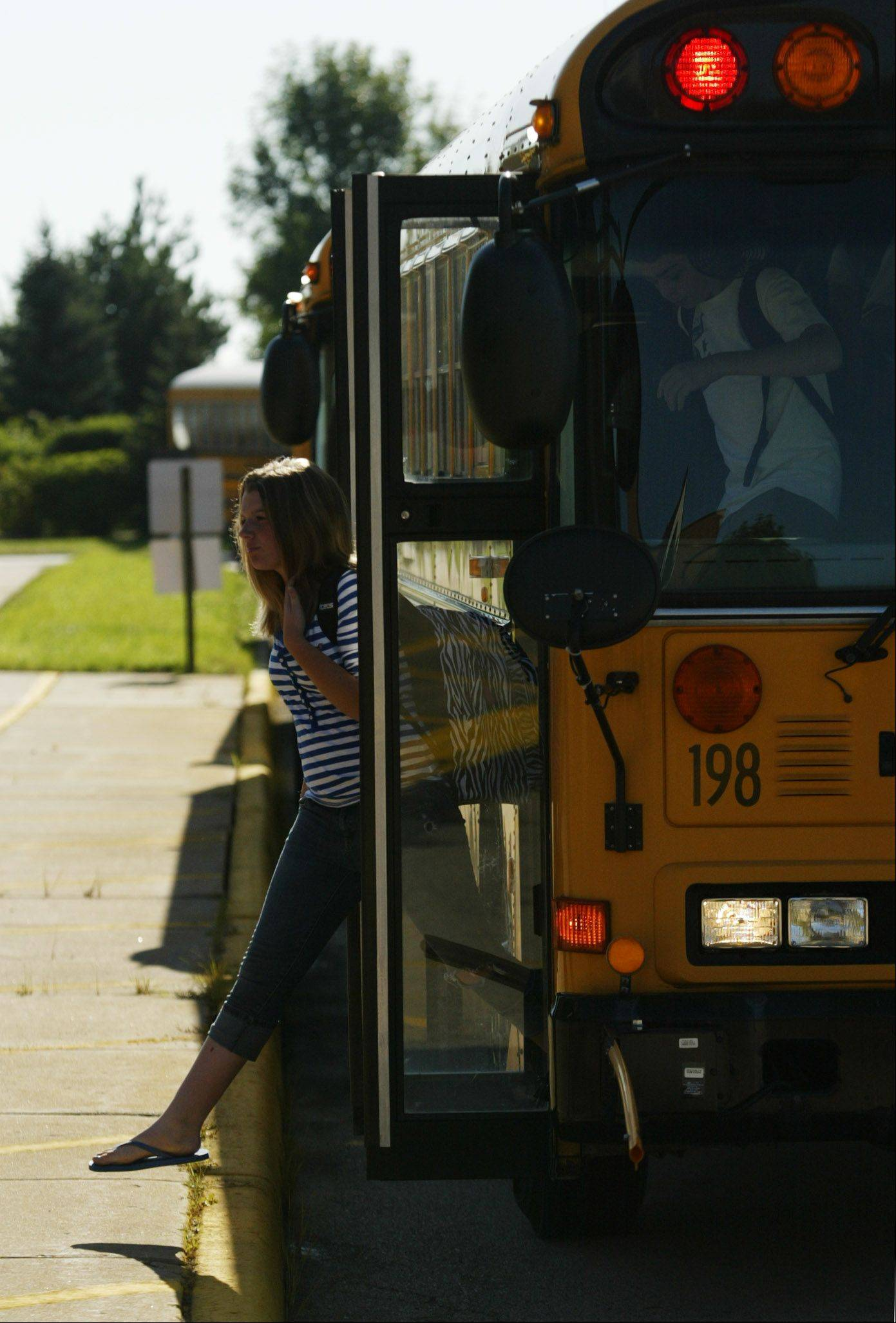 Transportation is an emotional issue in the 118-square-mile Community Unit District 300.