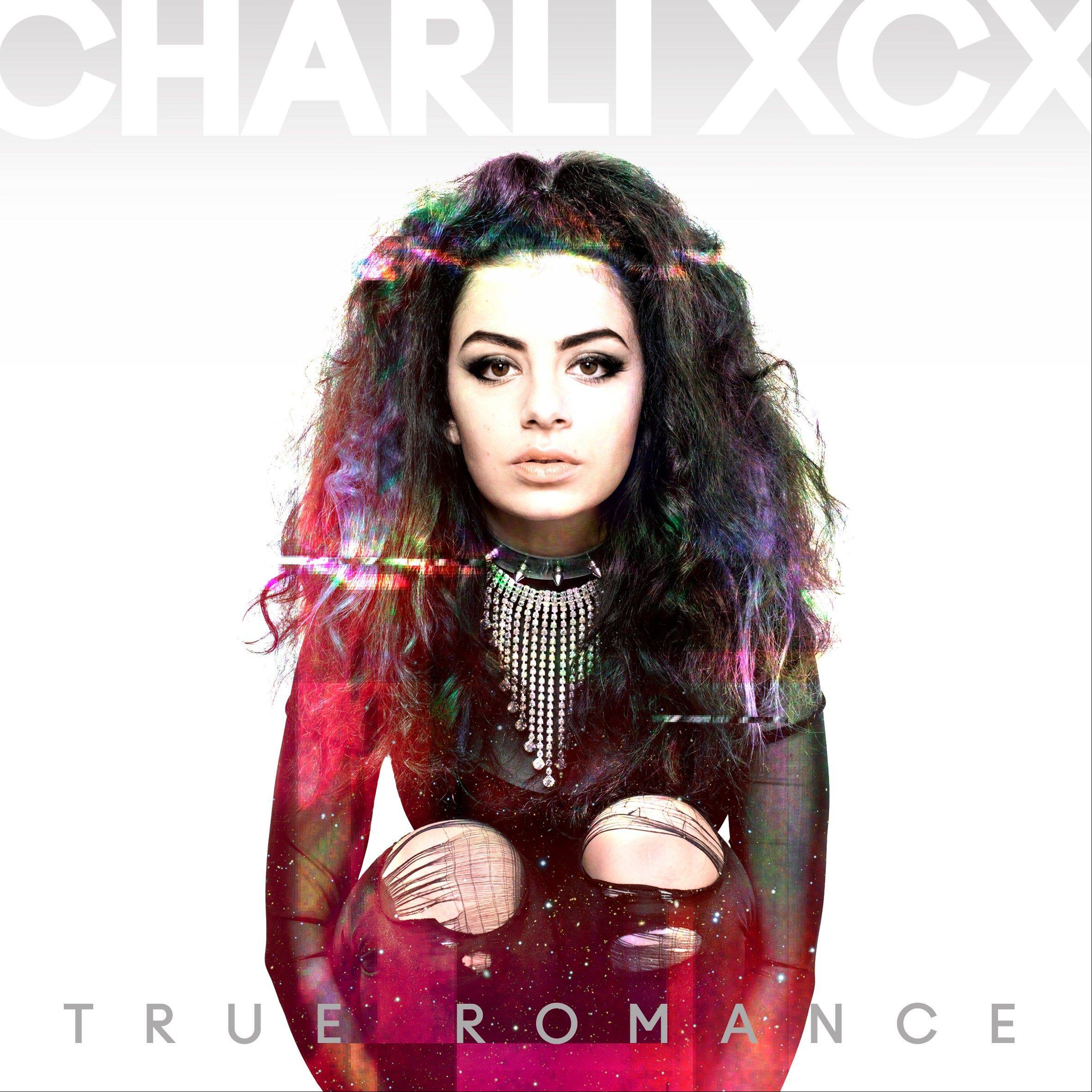 "This CD cover image released by Atlantic Records shows ""True Romance,"" by Charli XCX."