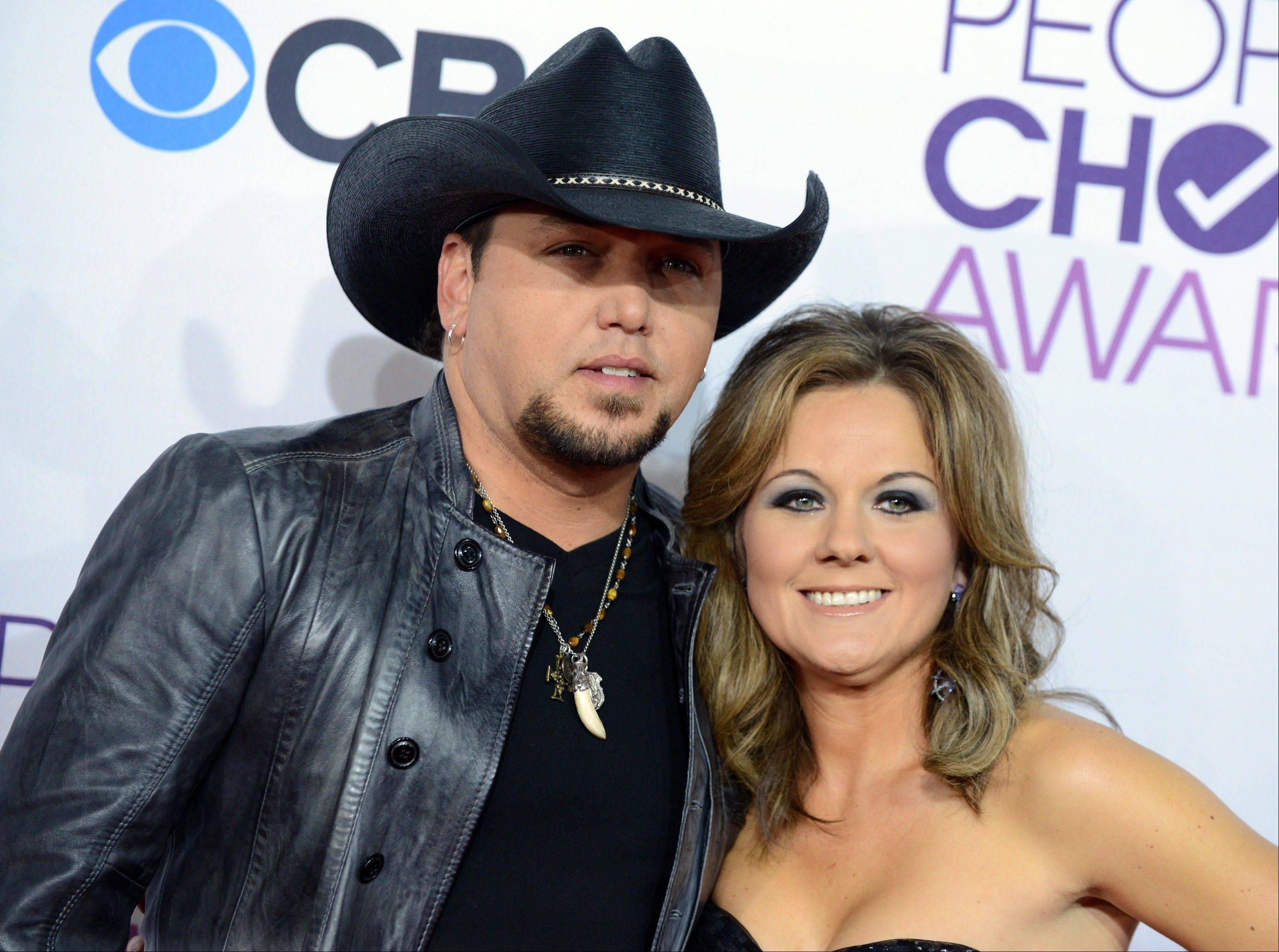 Court papers filed Friday, April 26, show Jason Aldean has filed for divorce from his wife, Jessica Ussery.