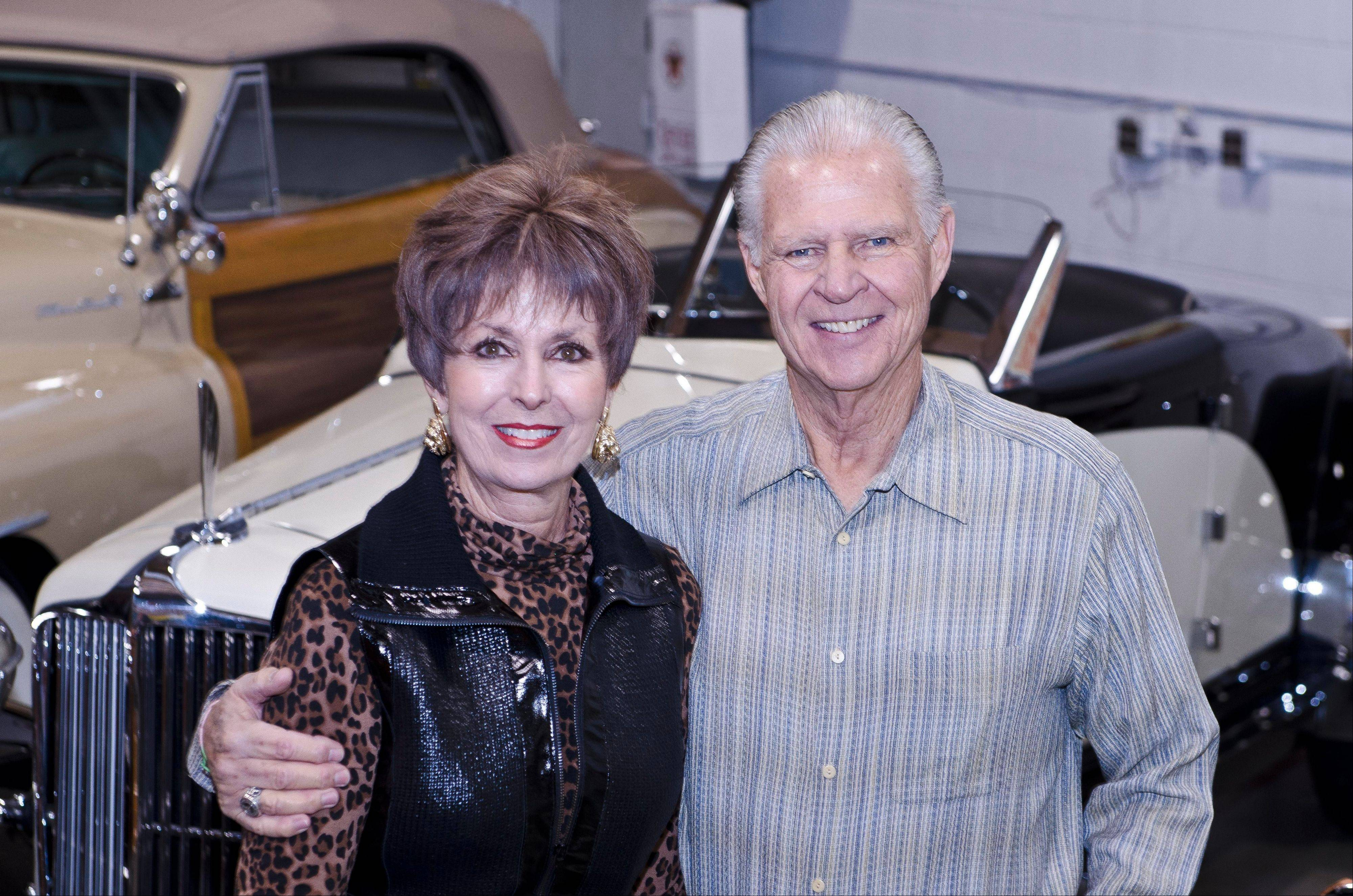 Ed and Judy Schoenthaler, Car Collection, Oak Brook Eclectic collection that includes the best from the likes of Auburn, Packard, Rolls-Royce, Bentley and Delahaye