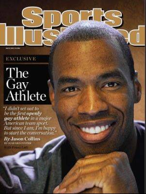 NBA veteran center Jason Collins, whose twin brother Jarron also played in the league, talks with Sports Illustrated about his decision to acknowledge that he is gay.