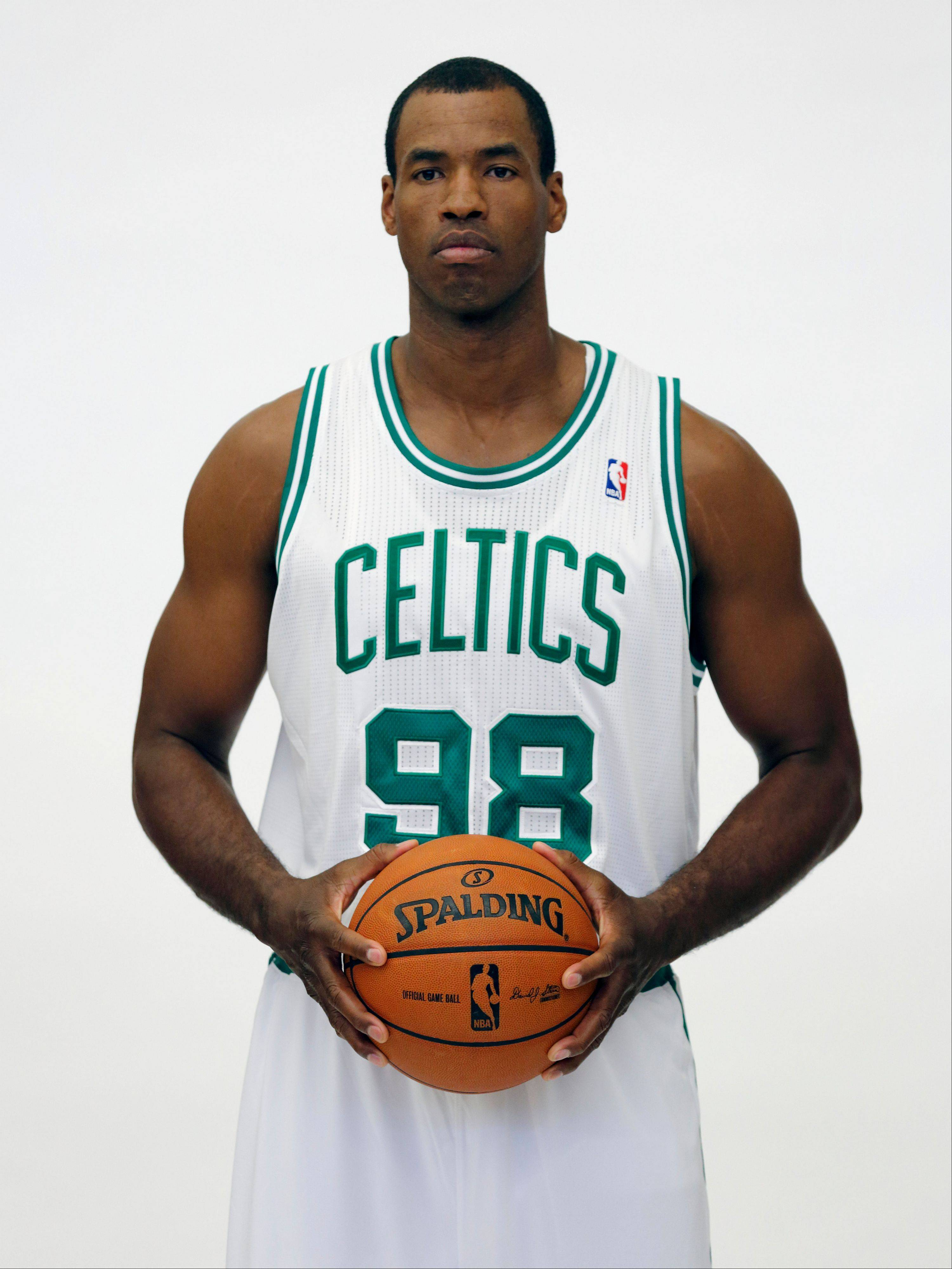 The Boston Celtics' Jason Collins has become the first male professional athlete in the major four American sports leagues to come out as gay.
