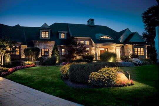 LED lighting provides homeowners with vast landscaping options with features including dimmers, pressure-sensitive plates in walkways and controls so precise that lights only go on if someone is using the outdoor space, which saves energy.