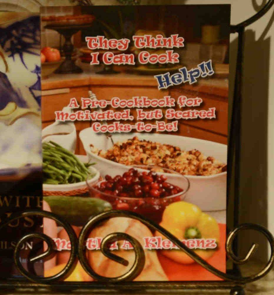 Experienced cook pens book to help younger generations