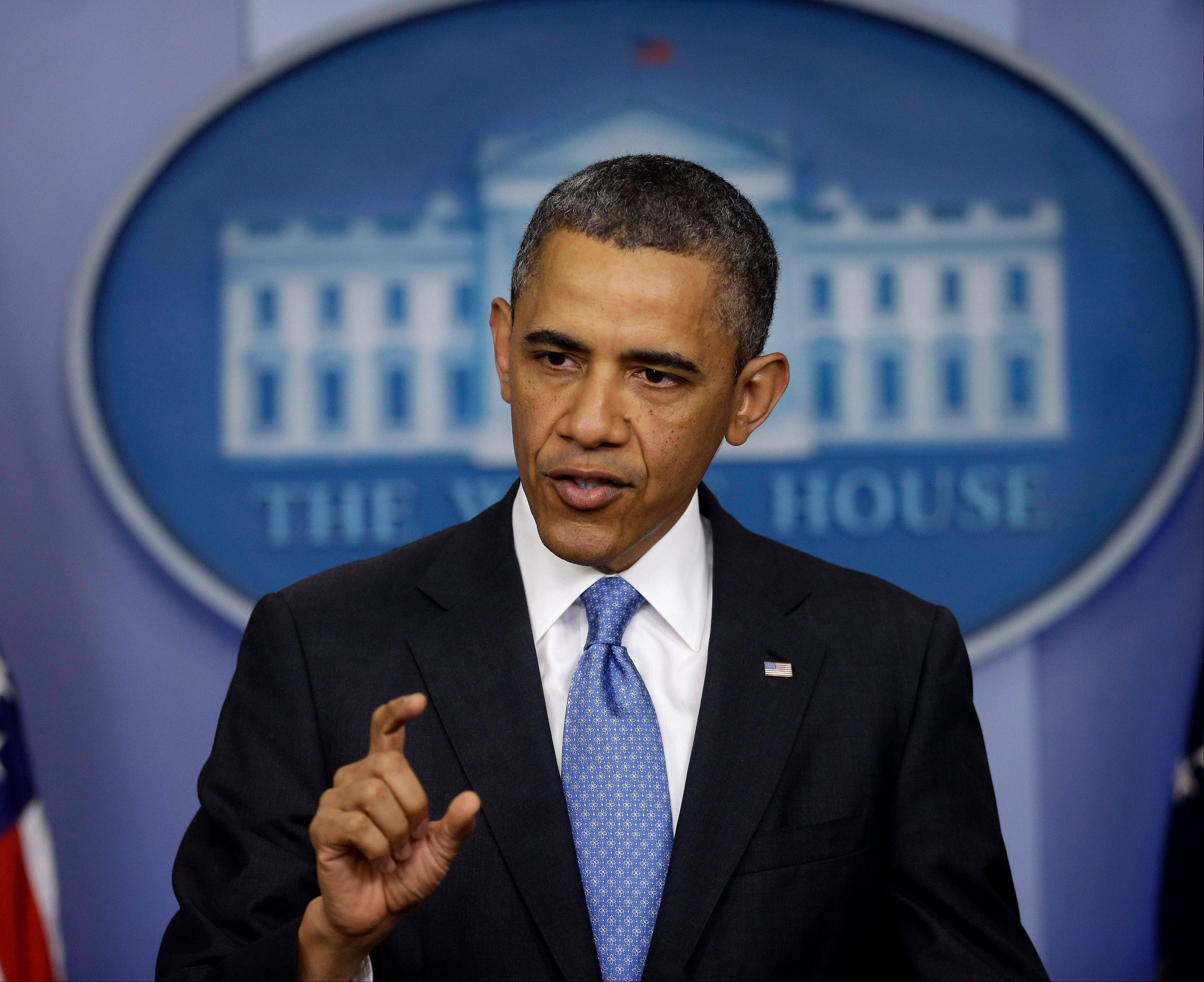 President Barack Obama said Tuesday his administration�s counter-terrorism bureaucracy �did what it was supposed to� in the Boston bombing investigation. Nevertheless, a review is underway into whether sensitive information was adequately shared and whether anything was missed.
