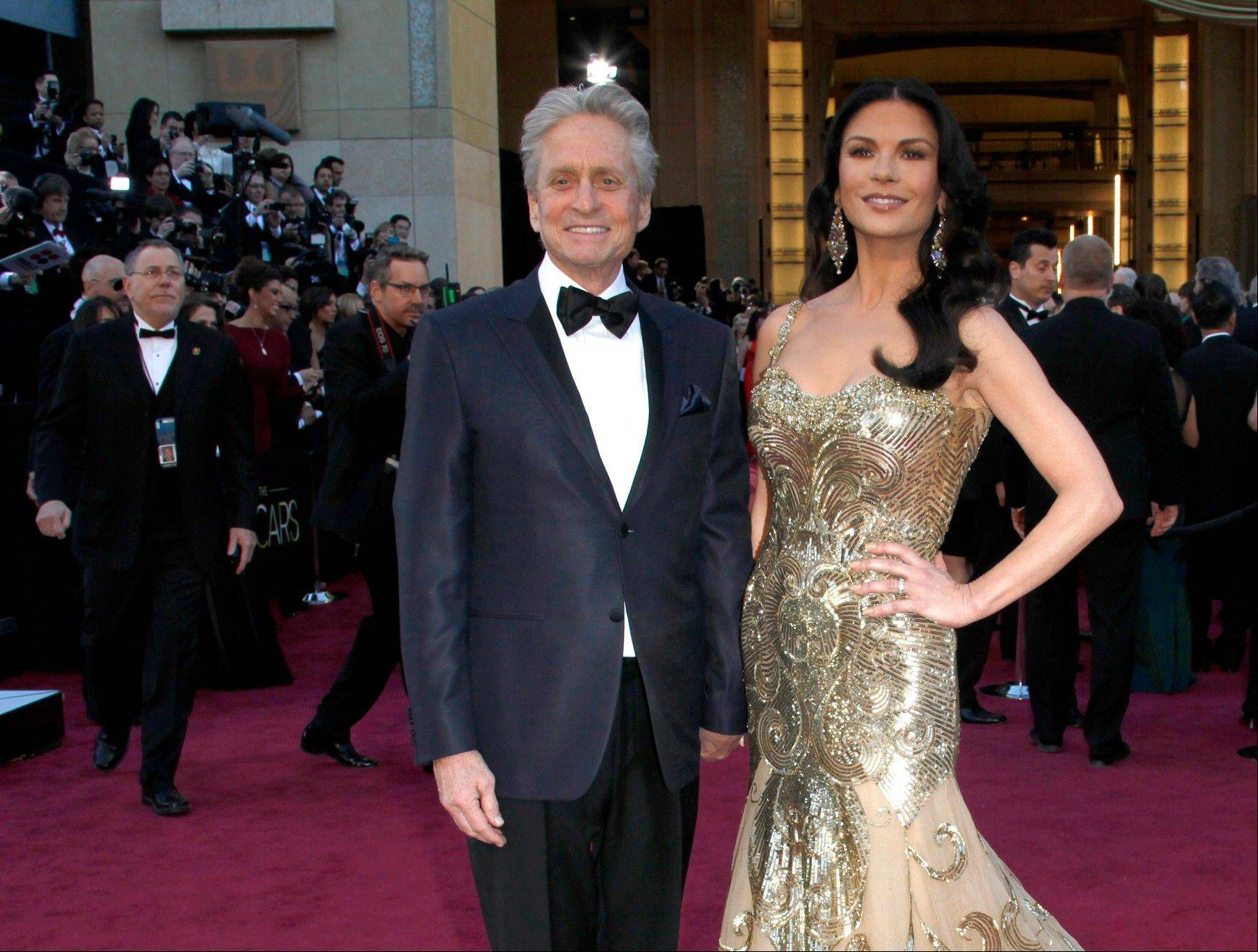 According to her publicist, Catherine Zeta-Jones has proactively checked into a health care facility.