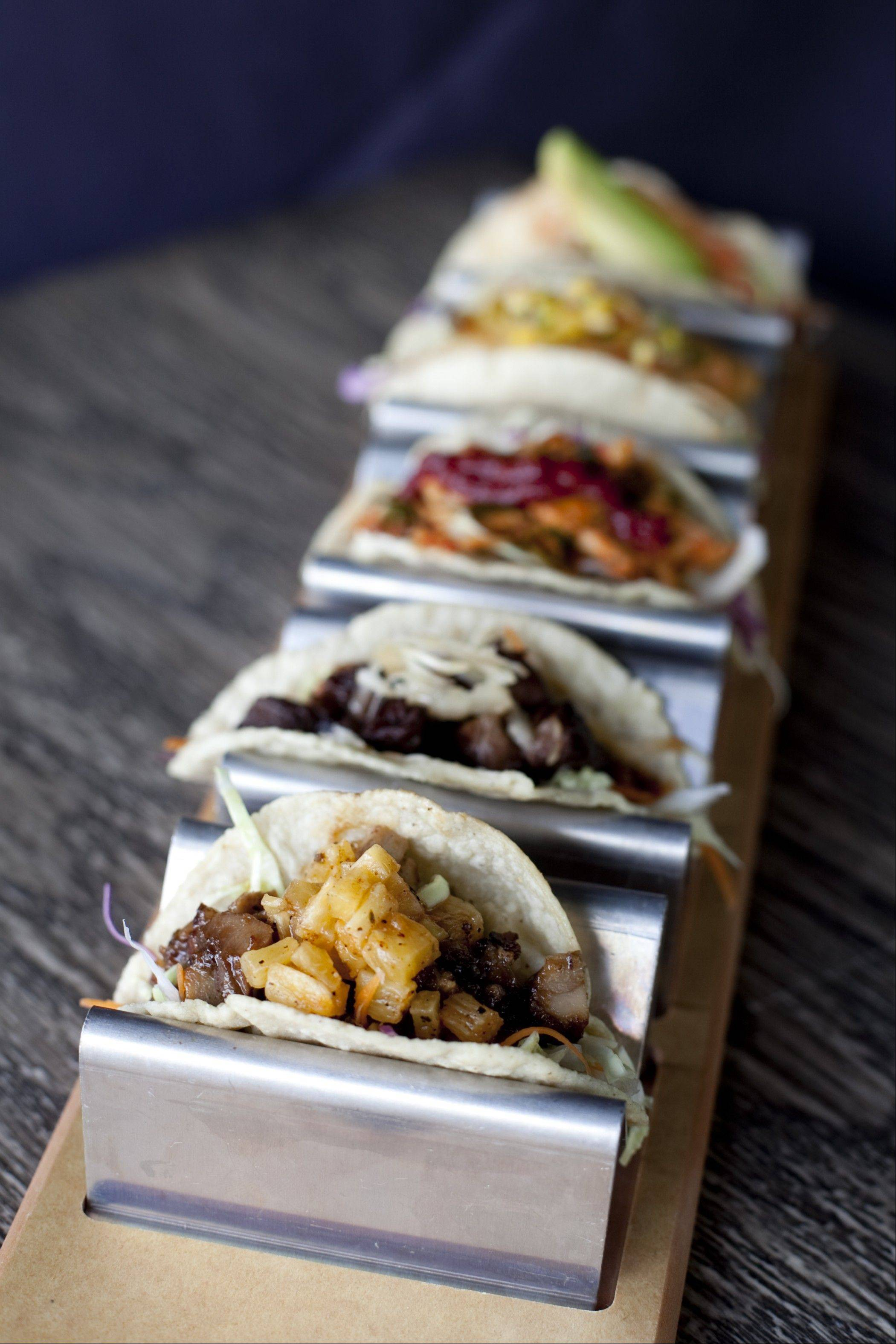 Celebrate Cinco de Mayo with $1 tacos at Tokio Pub.