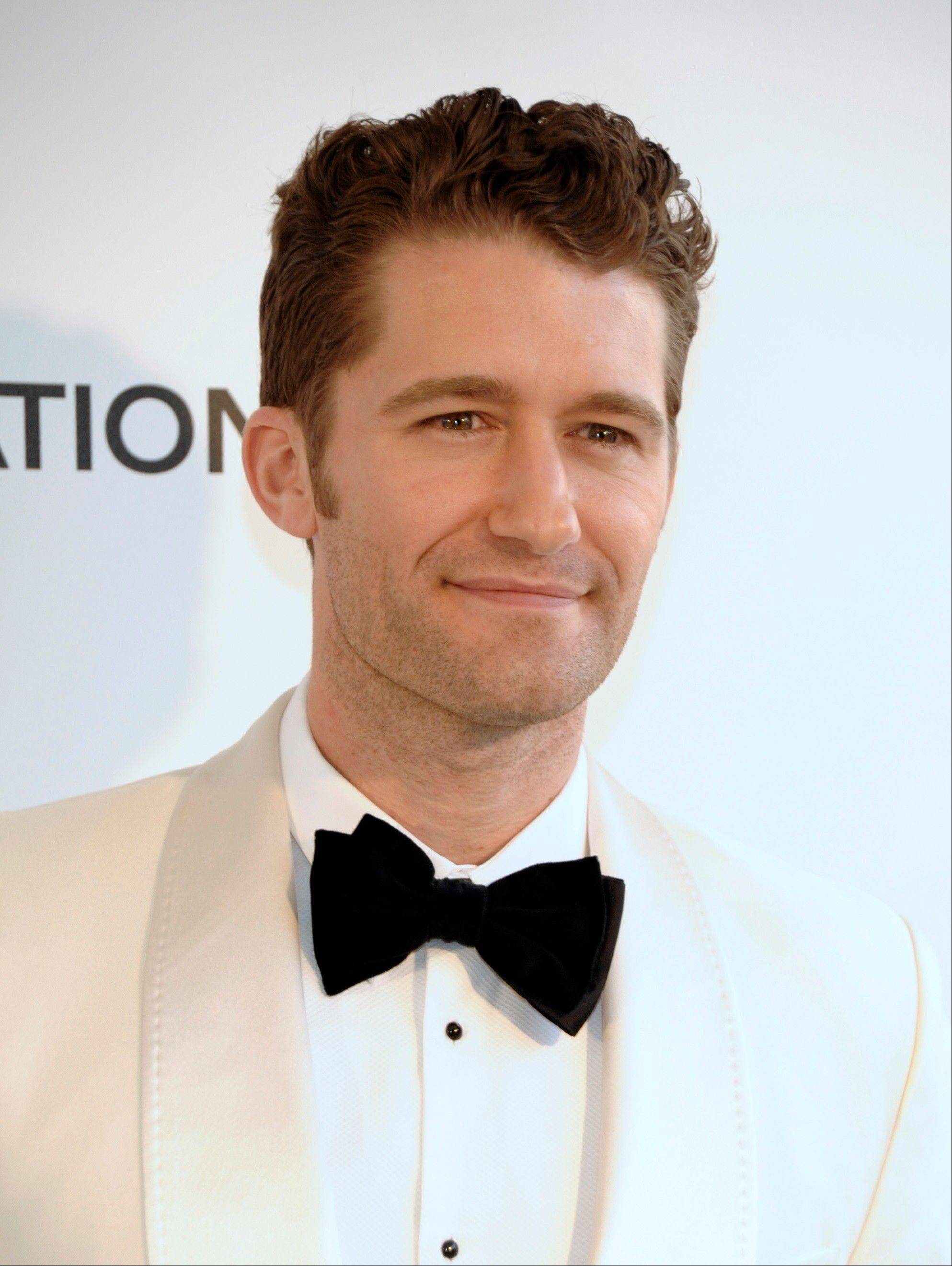 "Actor-singer Matthew Morrison's sophomore album, ""Where It All Began,"" is due out June 4 on Adam Levine's 222 Records."