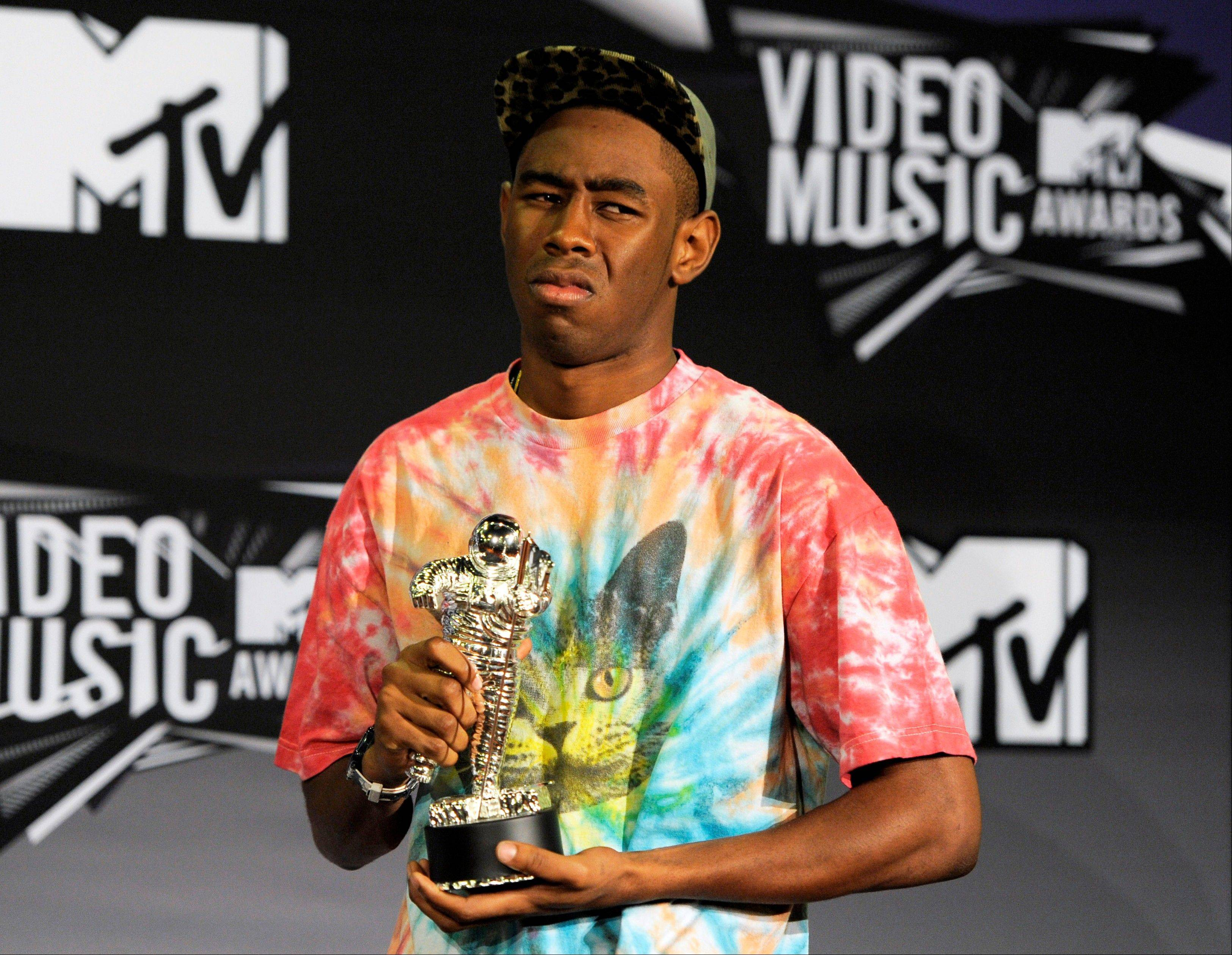 PepsiCo said it immediately pulled the 60-second Mountain Dew ad after learning that people found it was offensive. The ad was part of a series developed by African-American rapper Tyler, The Creator, seen here.