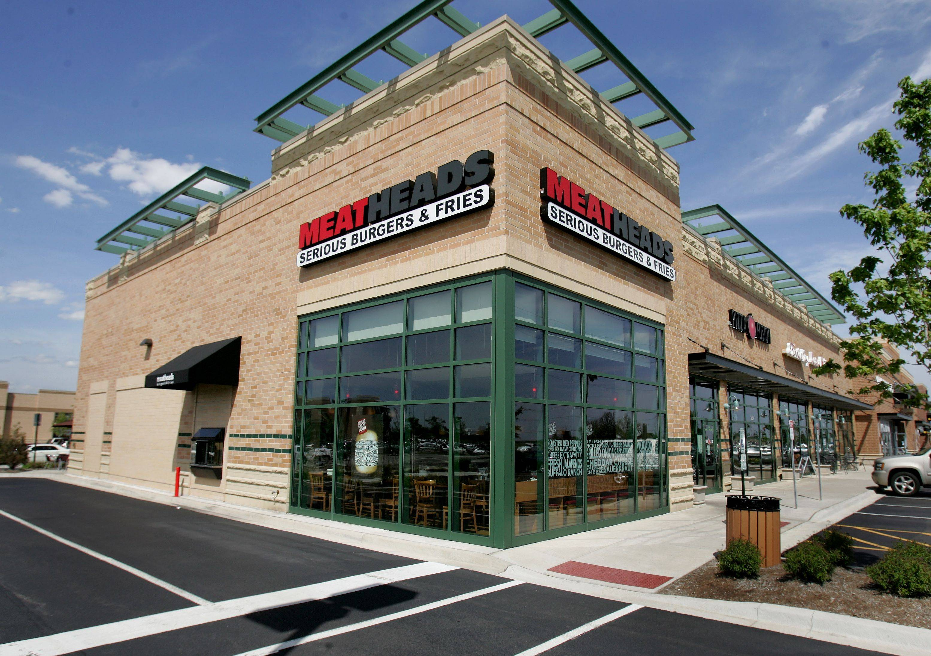 Meatheads plans to open a new location in Barrington, similar to this one in Naperville.