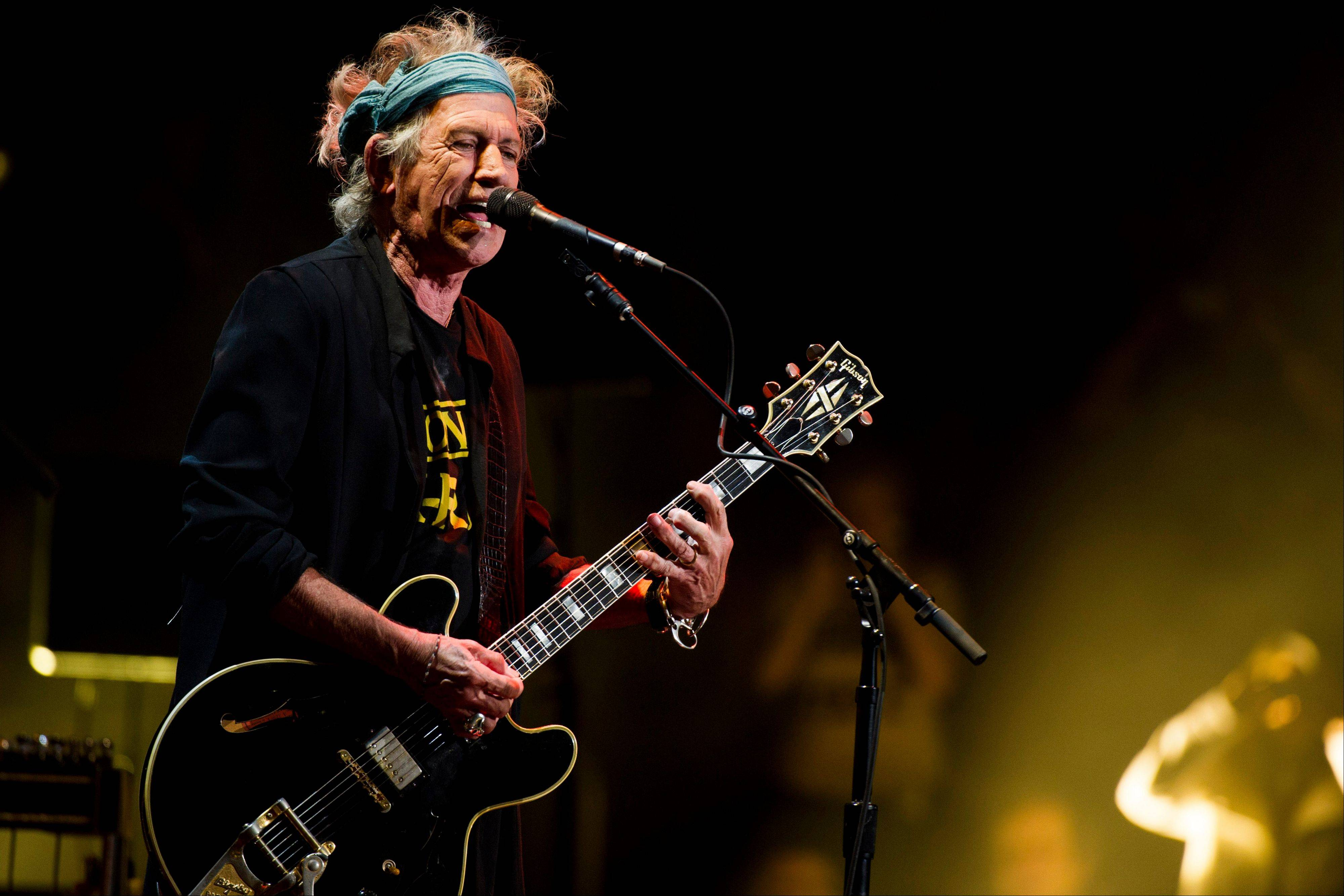 "Keith Richards says he doesn't own an iPod. The 69-year-old believes music lovers are ""all being shortchanged"" with the sound that comes out of an iPod."