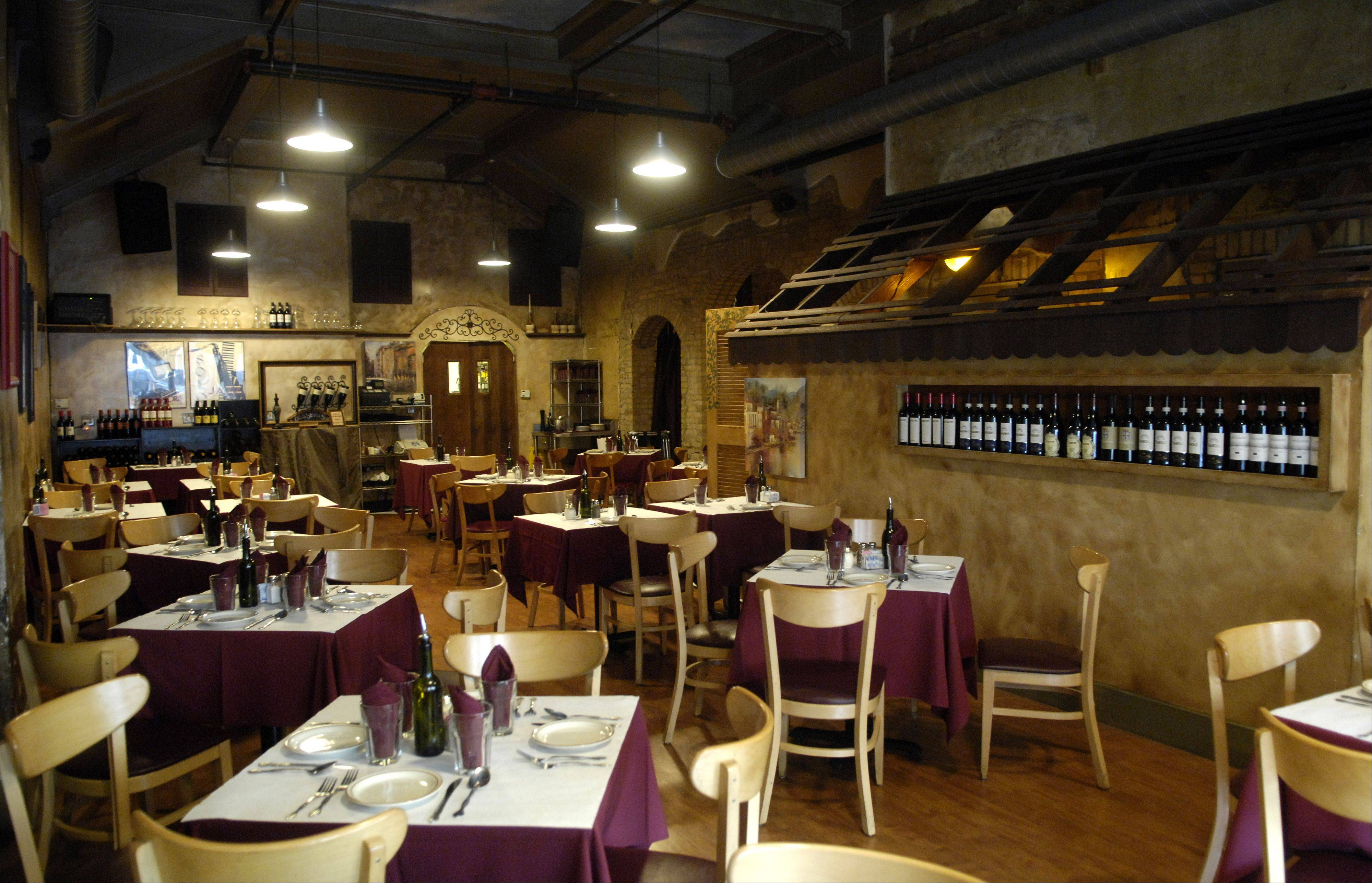 Villa Verone brings Old World Italian charm to Elgin.