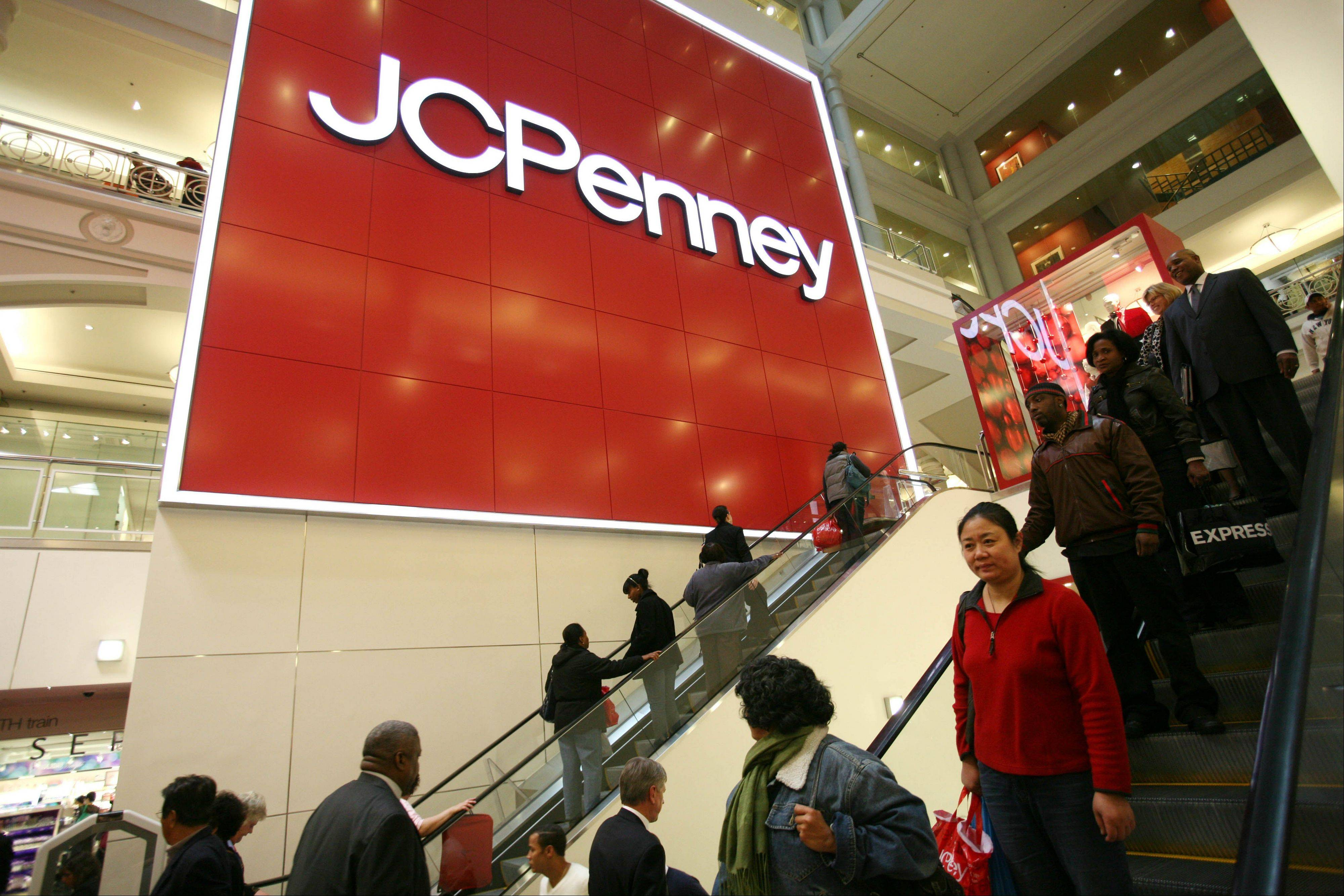 "A new add from J.C. Penney says, ""Recently J.C. Penney changed. Some changes you liked, and some you didn't. But what matters with mistakes is what we learn. We learned a very simple thing, to listen to you."""