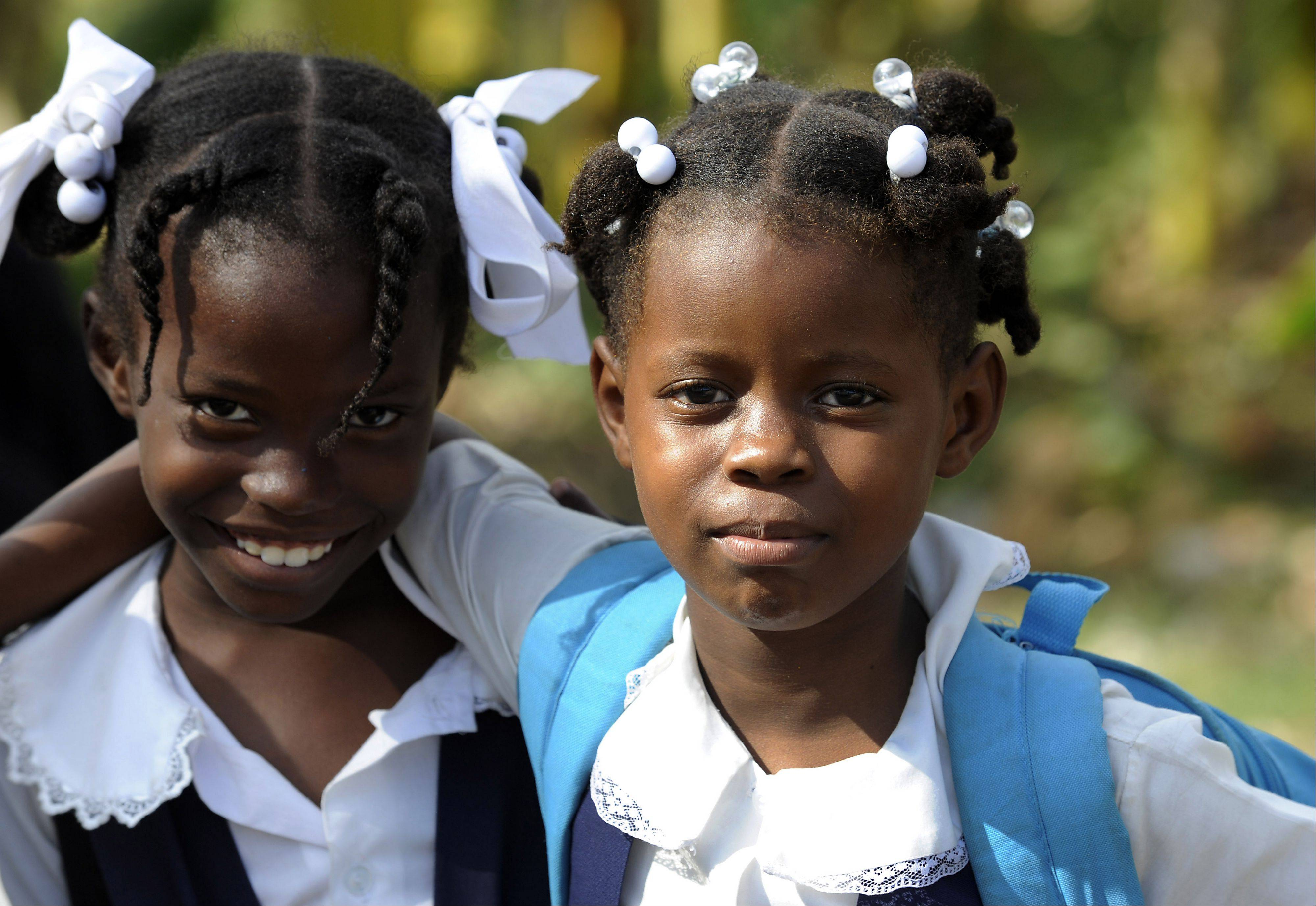 Schoolchildren in Haiti will benefit from an upcoming 5K Walk/Run fundraiser in Geneva. Hope for Haitians aims to raise money and awareness for school supplies and uniforms through Food for the Poor, a nonprofit organization.