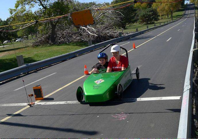 Geneva's first championship qualifying Soap Box Derby race will be held June 22, during Swedish Days. It will include a Super Kids race for special needs children.