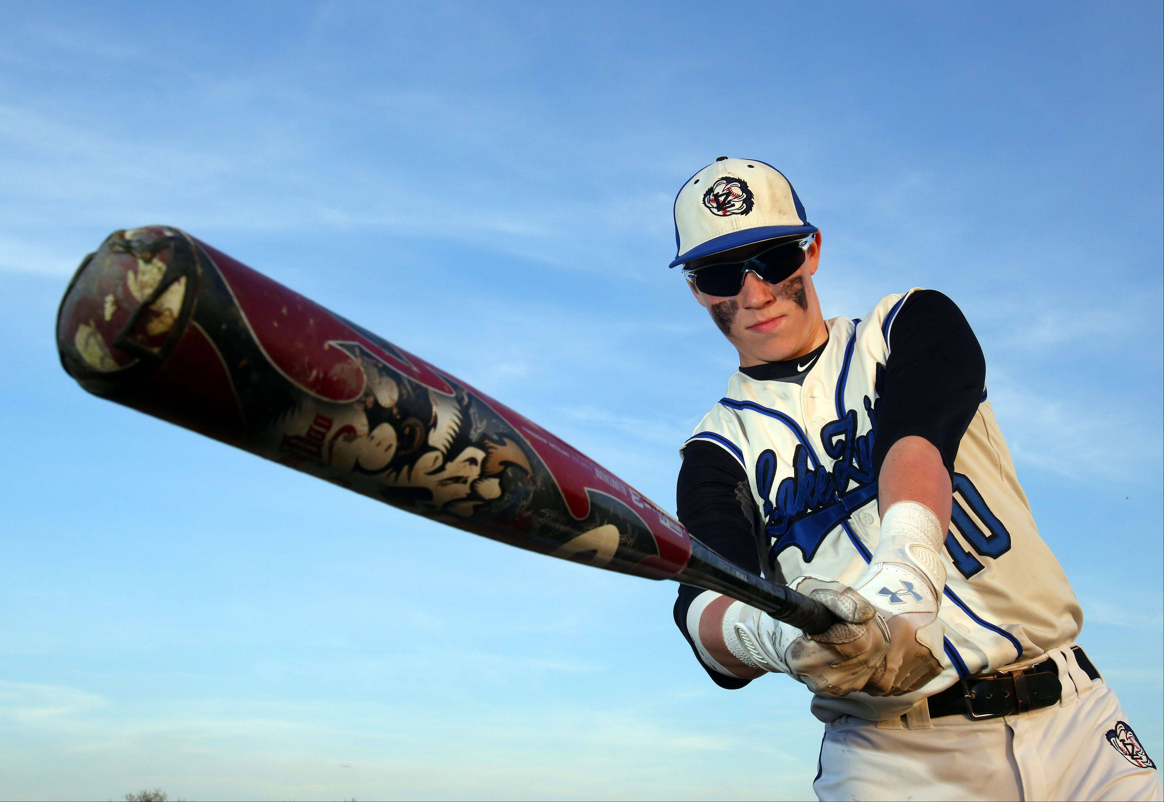 Lake Zurich slugger Nick Jones hit 6 home runs last week alone.