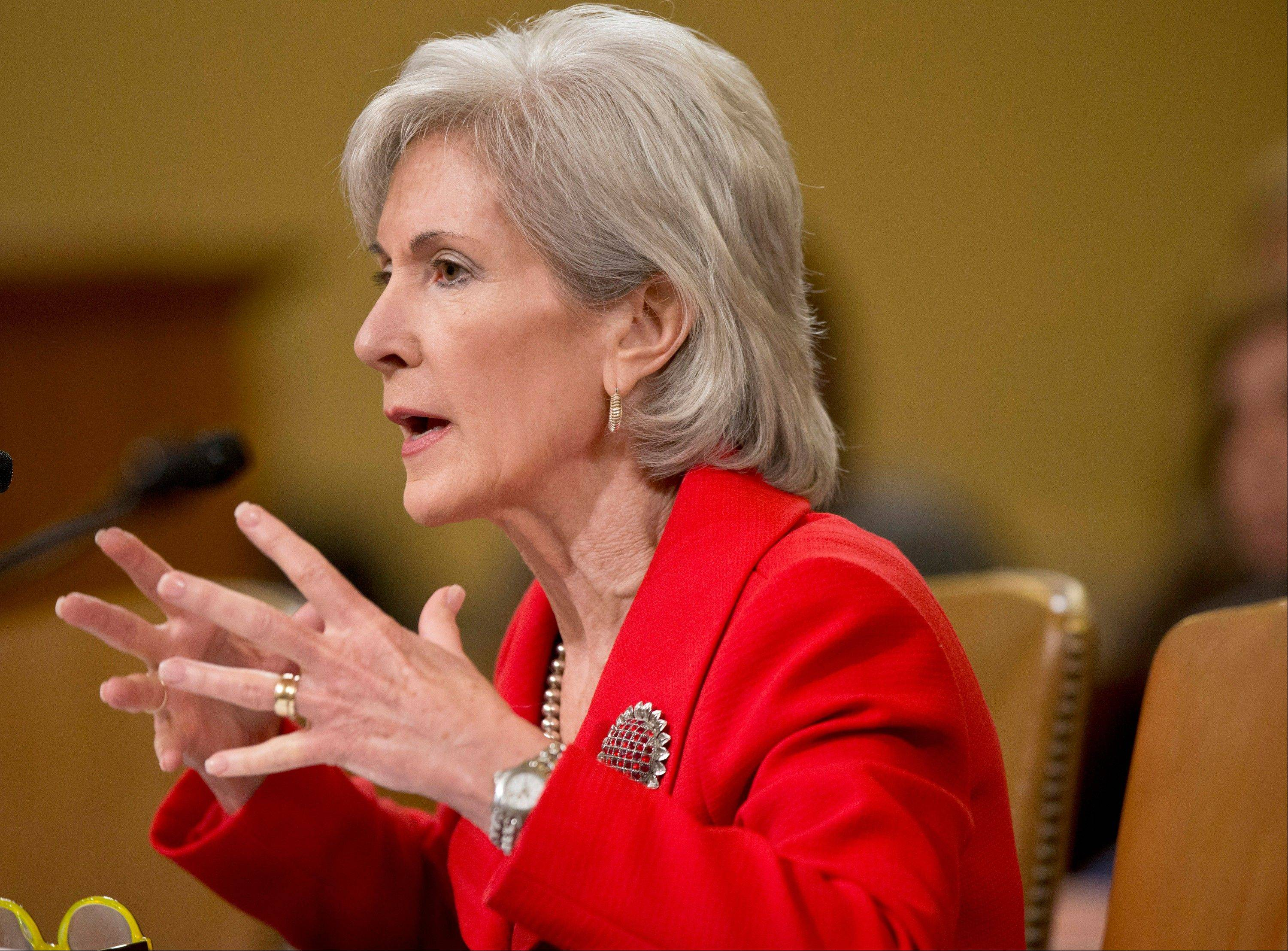 "Health and Human Services Secretary Kathleen Sebelius. State officials say thousands of people with medical problems are in danger of losing coverage as the Obama administration winds down one of the earliest programs in the federal health care overhaul. At risk is the Pre-Existing Condition Insurance Plan, a transition program that has turned into a lifeline for the so-called ""uninsurables"" — people with serious medical conditions who can't get coverage elsewhere. The health care law capped spending on the program, and now money is running out."