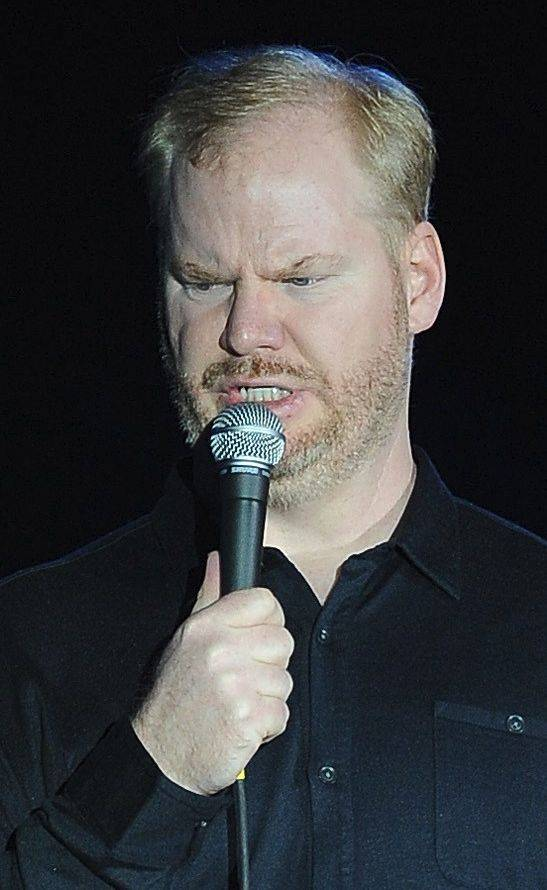 "Comedian Jim Gaffigan discusses his new book, ""Dad is Fat,"" at 7 p.m. Thursday, May 9, at Pfeiffer Hall at North Central College in Naperville."